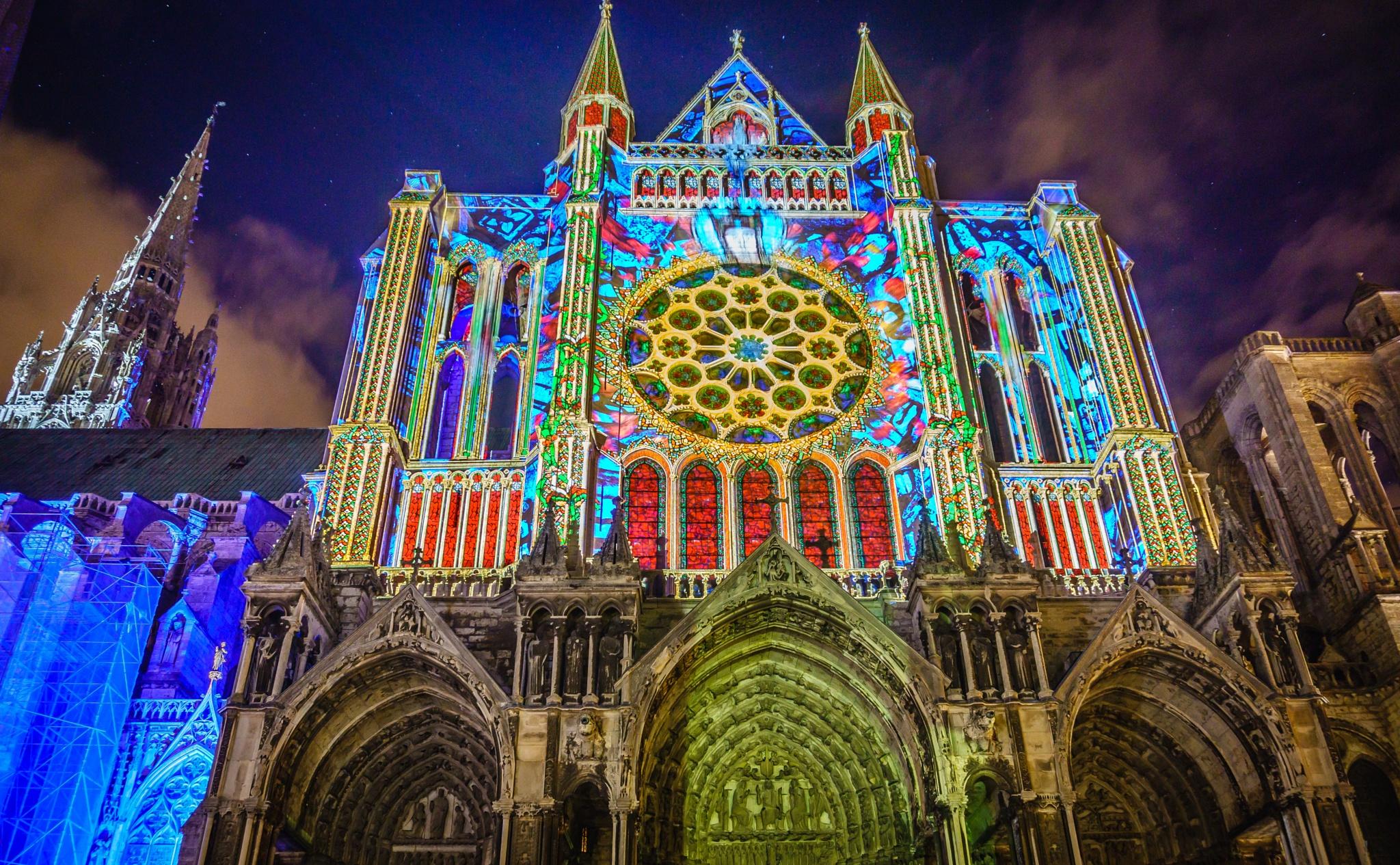 La Cathédrale en couleur by XavierBERTRAND