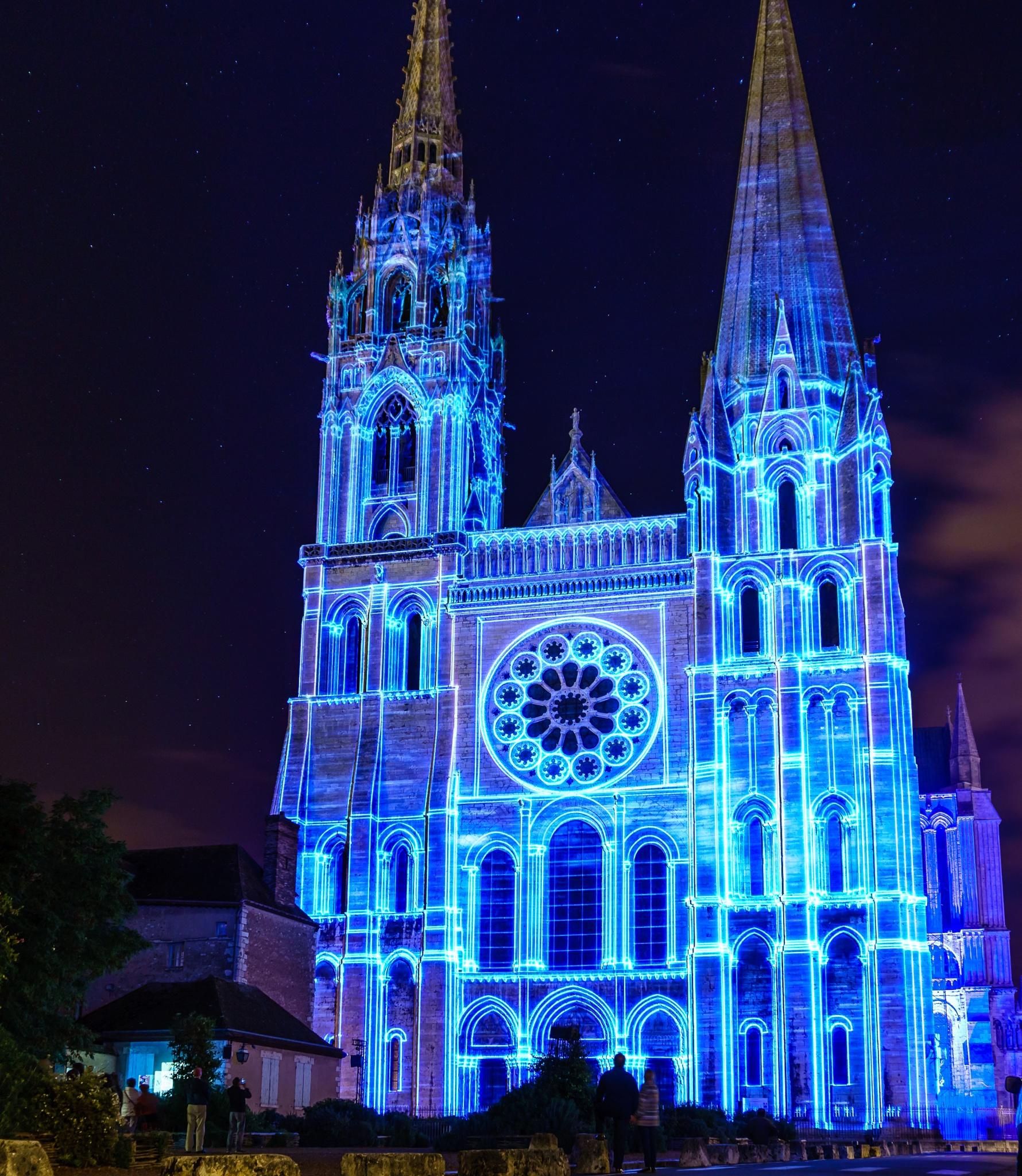 Les lignes de la cathédrale by XavierBERTRAND
