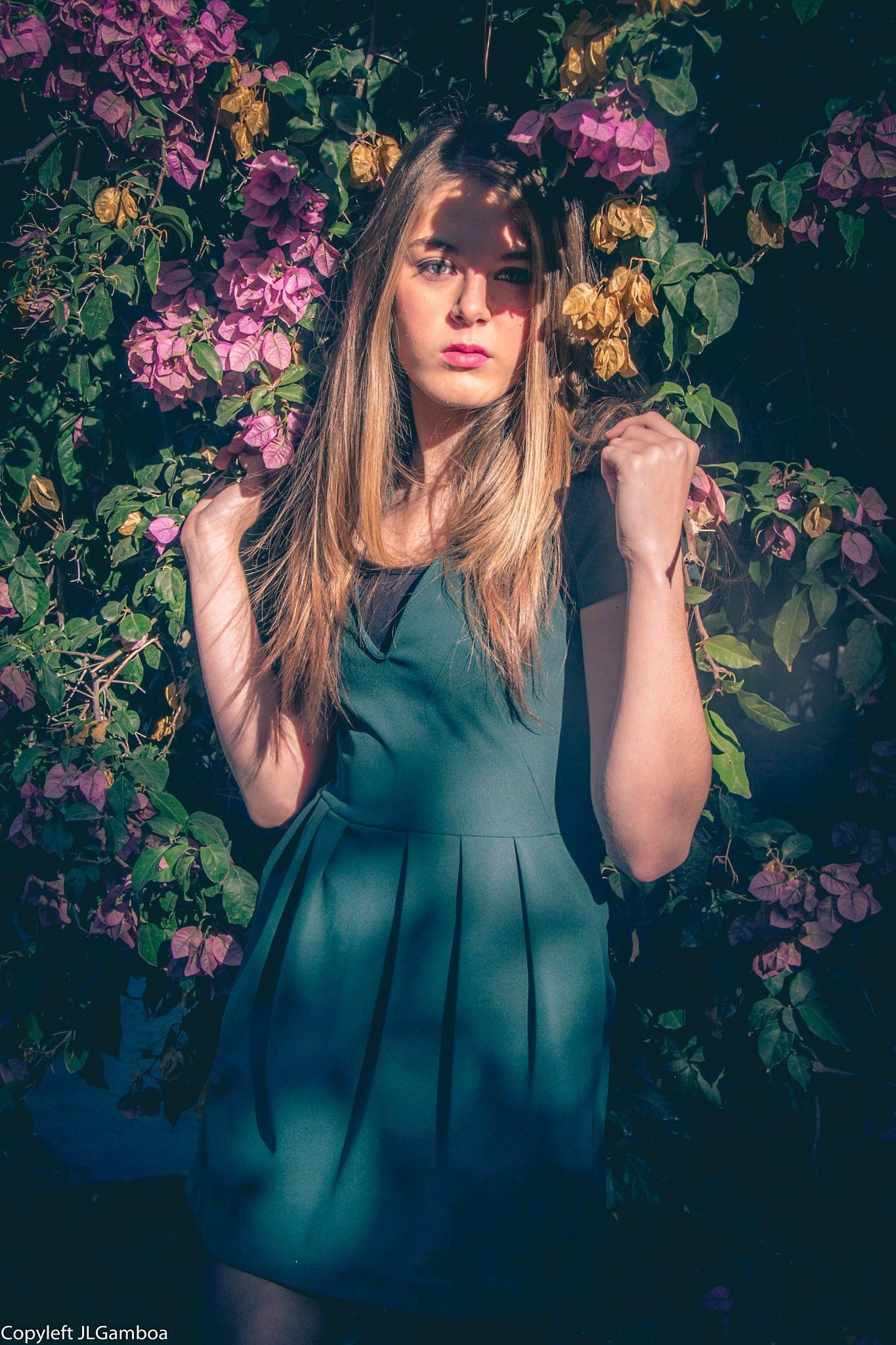 Laura Guerrero B by Jose Luis Gamboa Urgeles