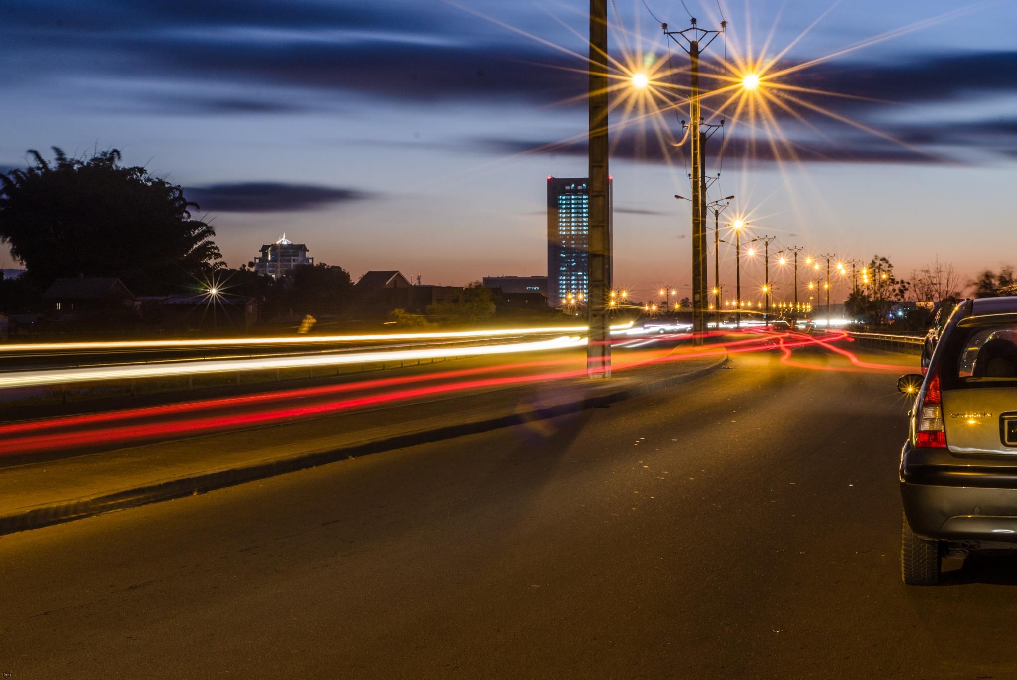 Cars light by Andoniaina Doo