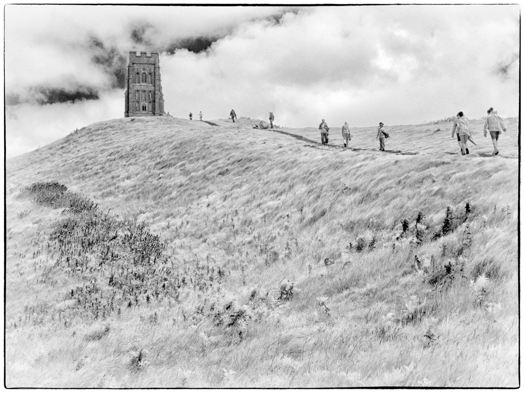 Glastonbury Pilgrimage by Roy Smart