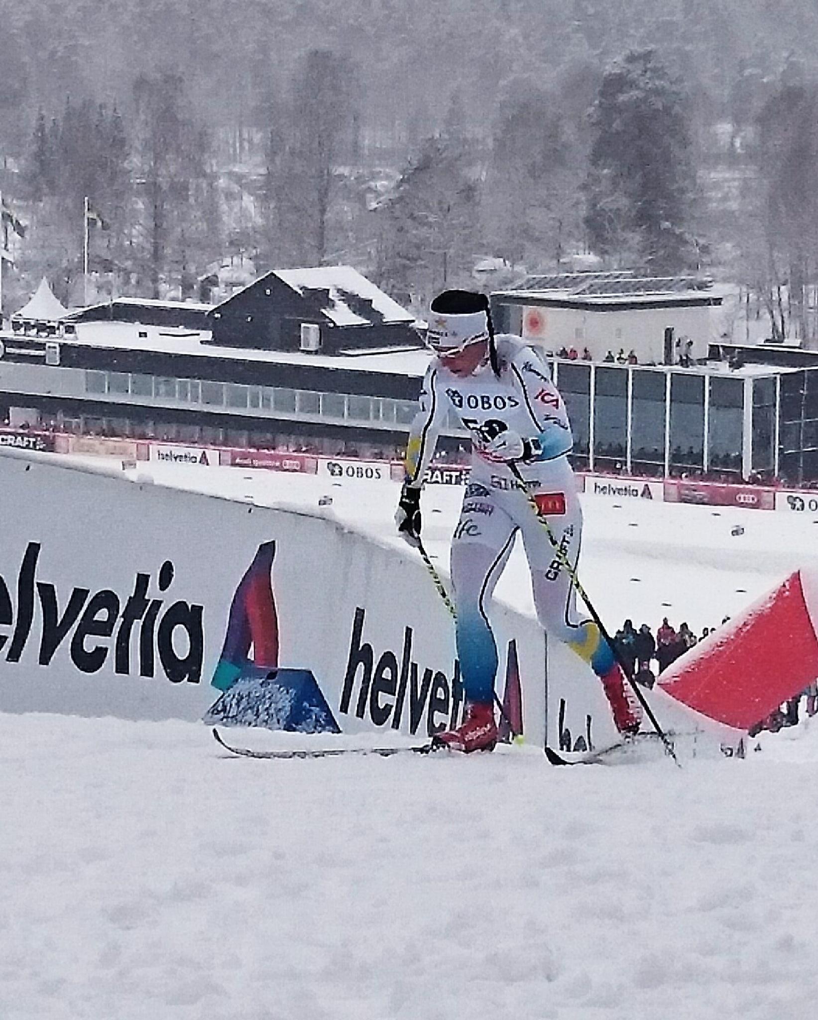 Charlotte Kalla Falun 2016 by Henrik Printz