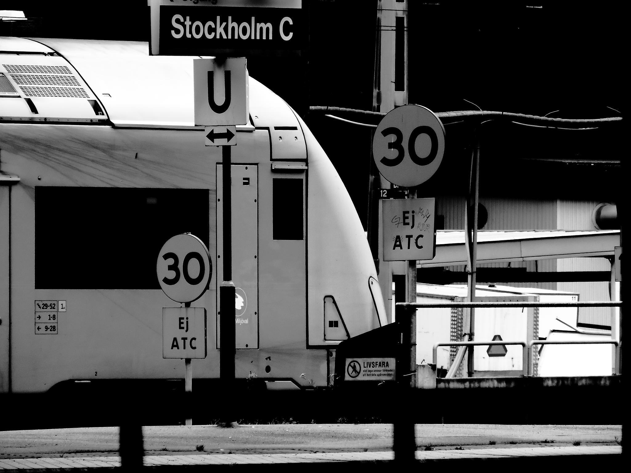 Stockholm C by Henrik Printz