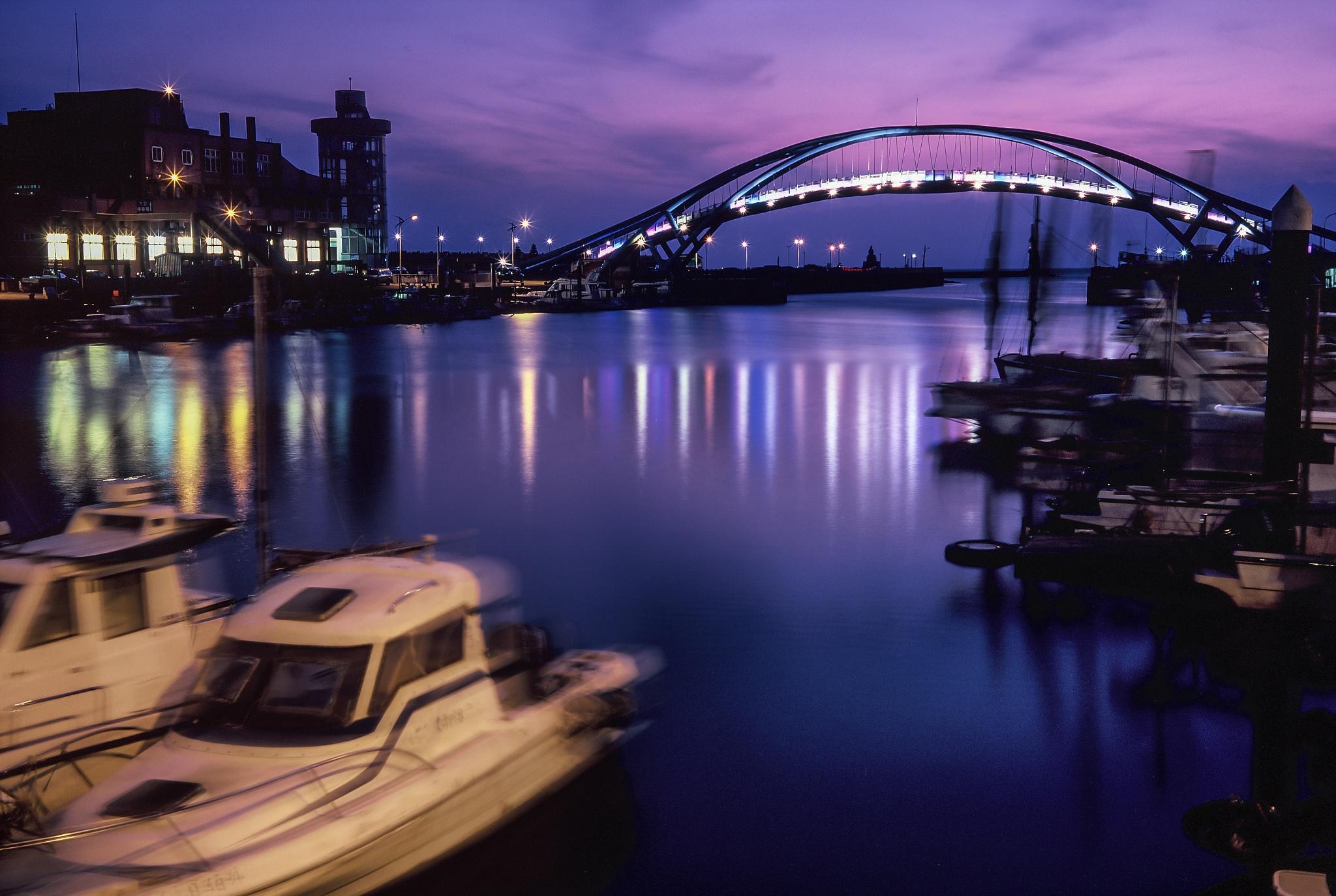 Photo in Landscape #sunset #seascapes #landscapes #lifestyle #harbour