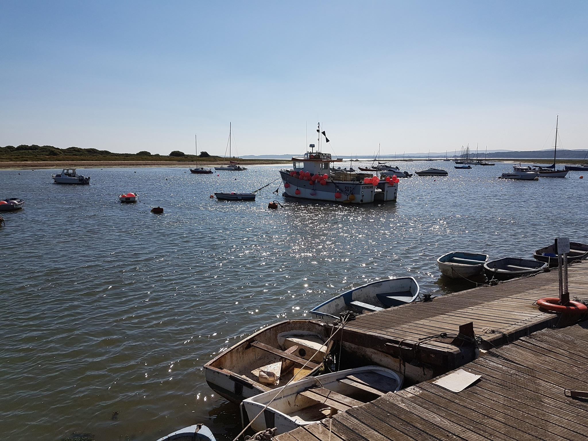 Keyhaven. by DonaldCusack