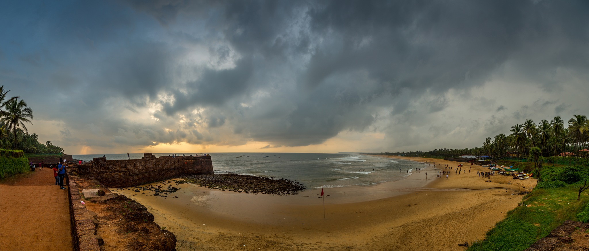 Fort Aguada by Nikhil Mace