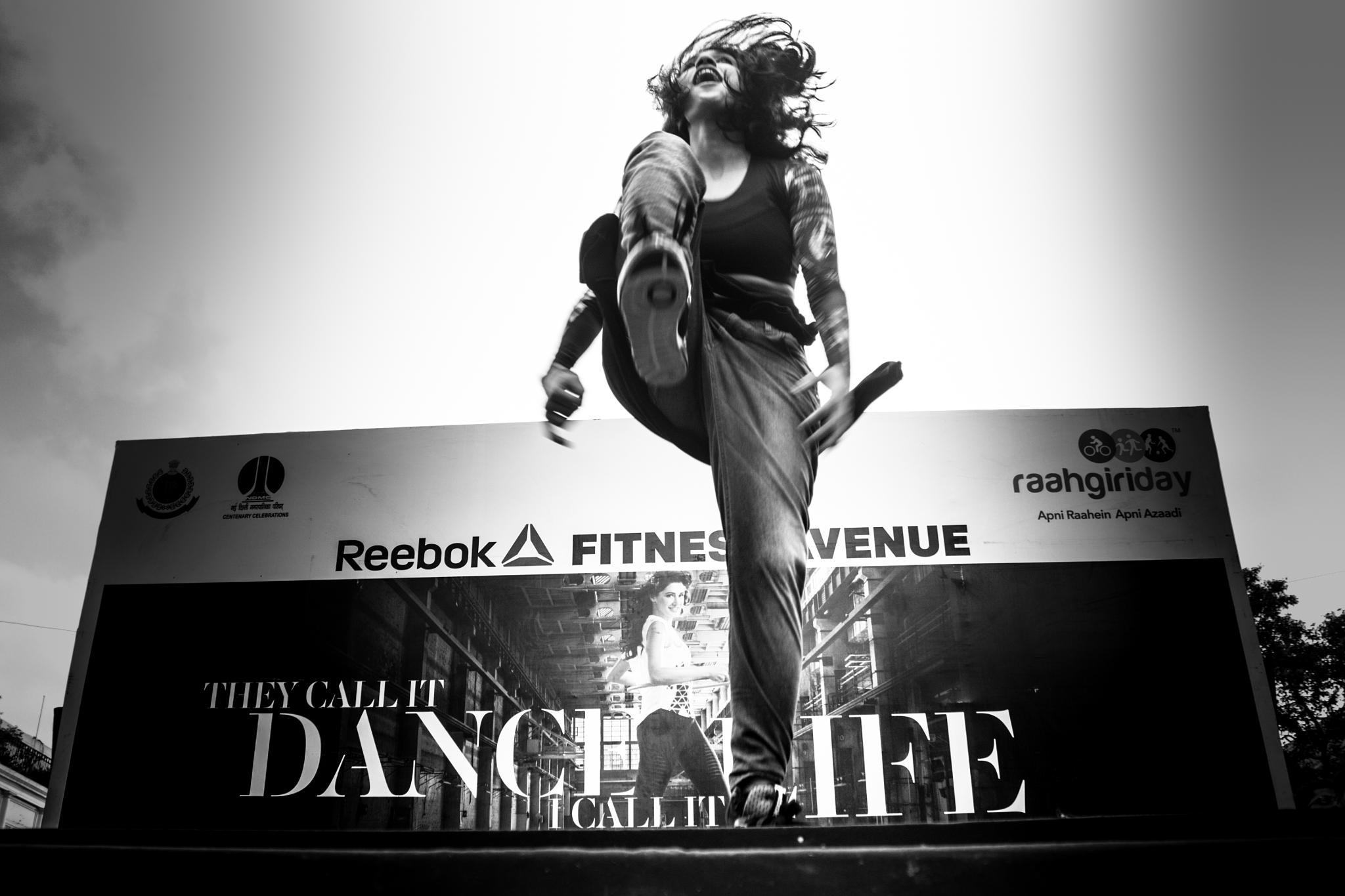 Dance Like Nobody's Watching by Nikhil Mace