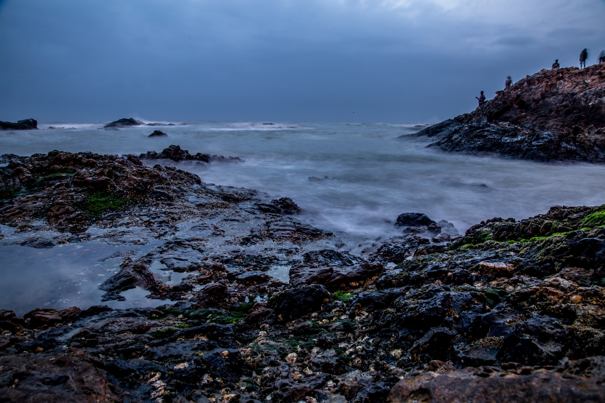 Vagator Beach by Nikhil Mace