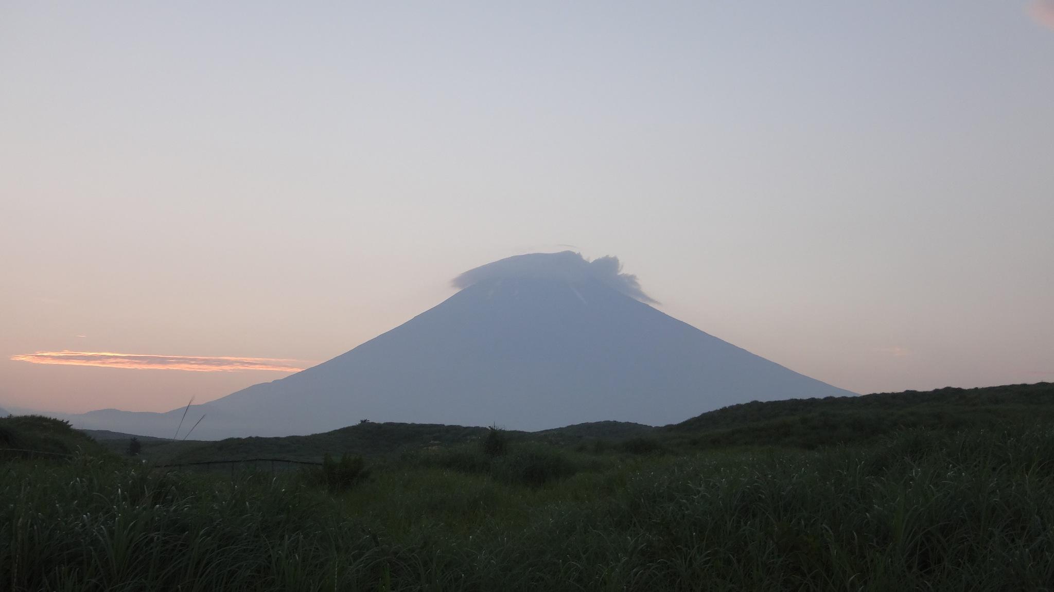 Fuji by guicq
