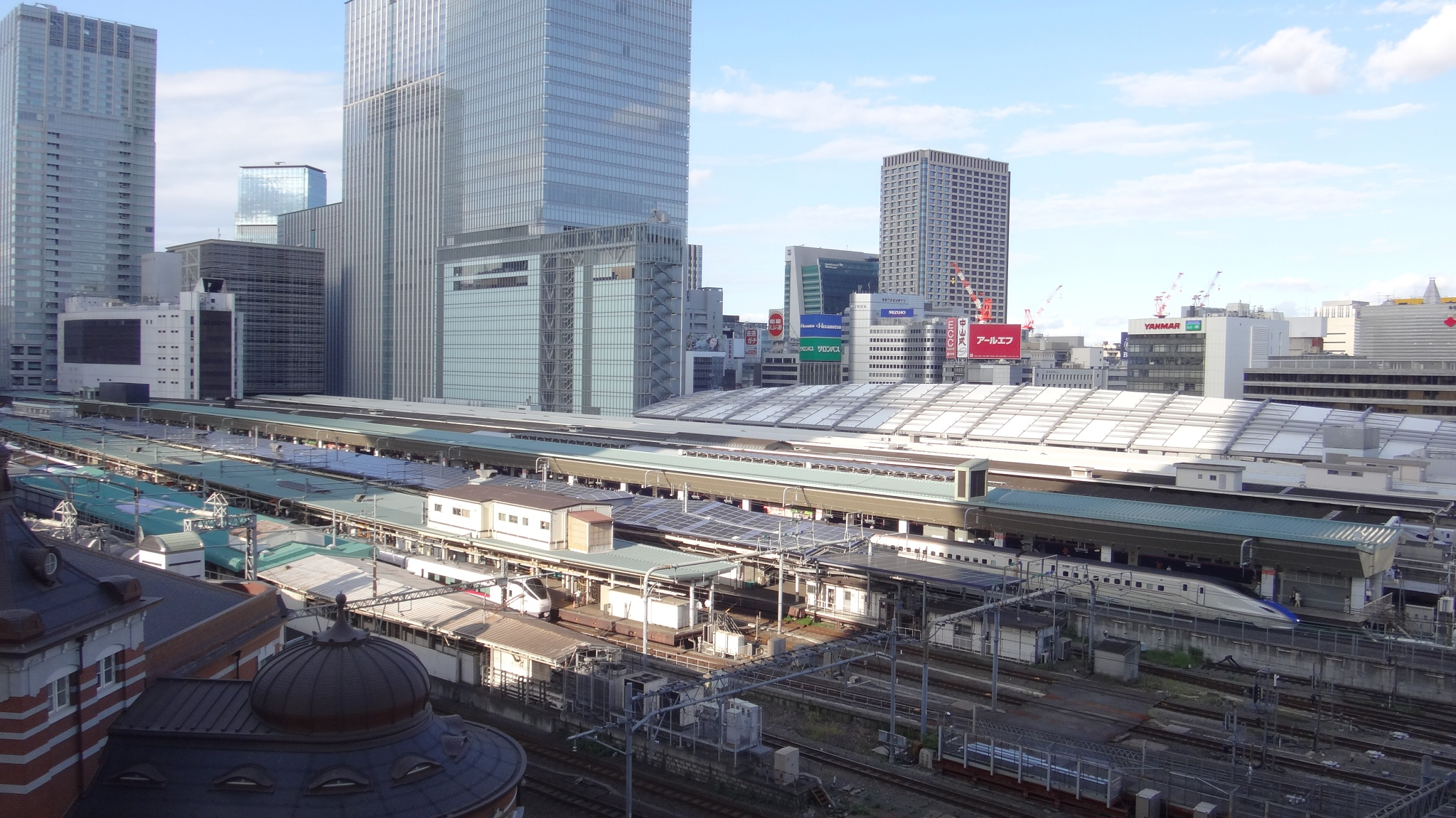 Tokyo Station by guicq