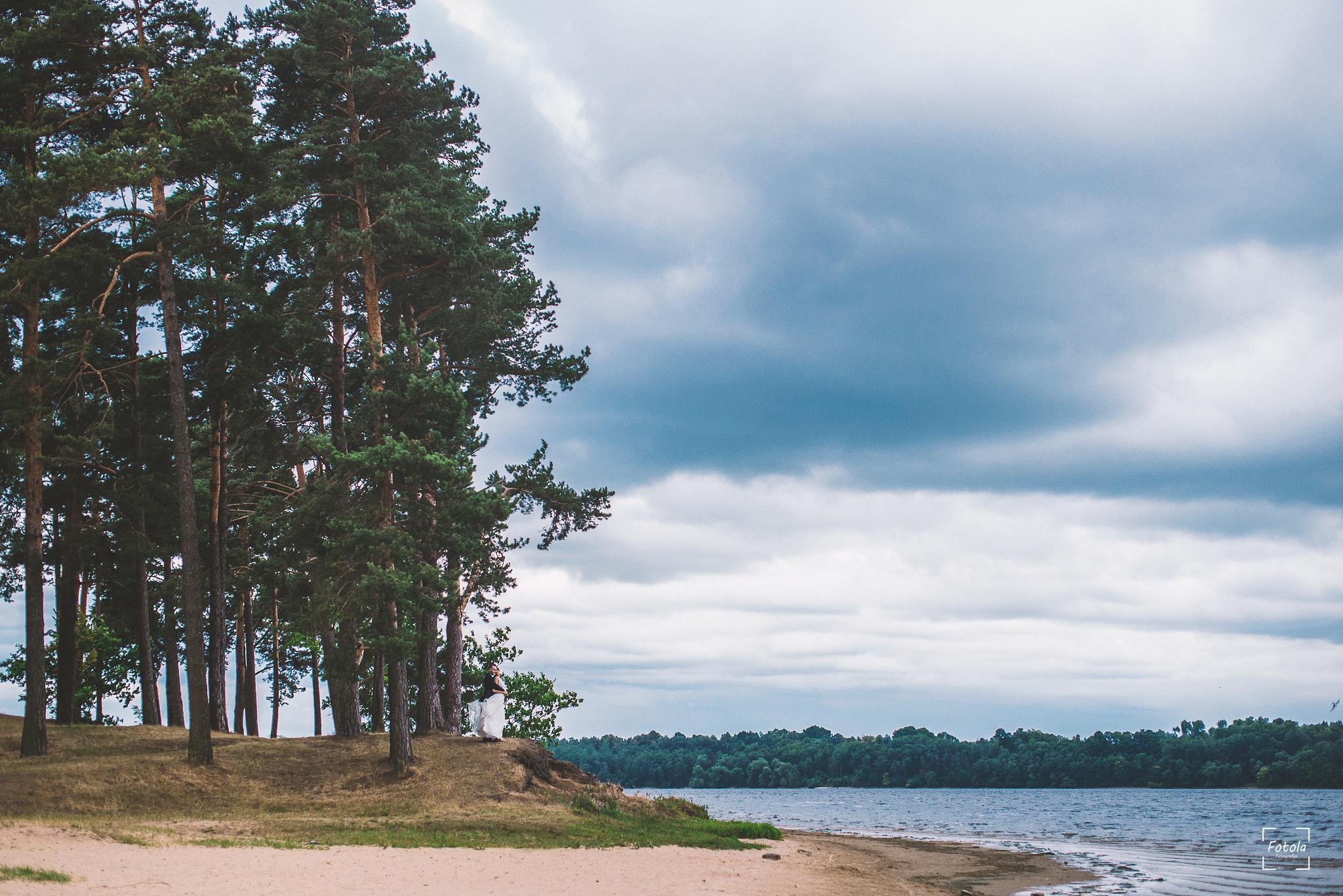 The shore by Laura Žygė
