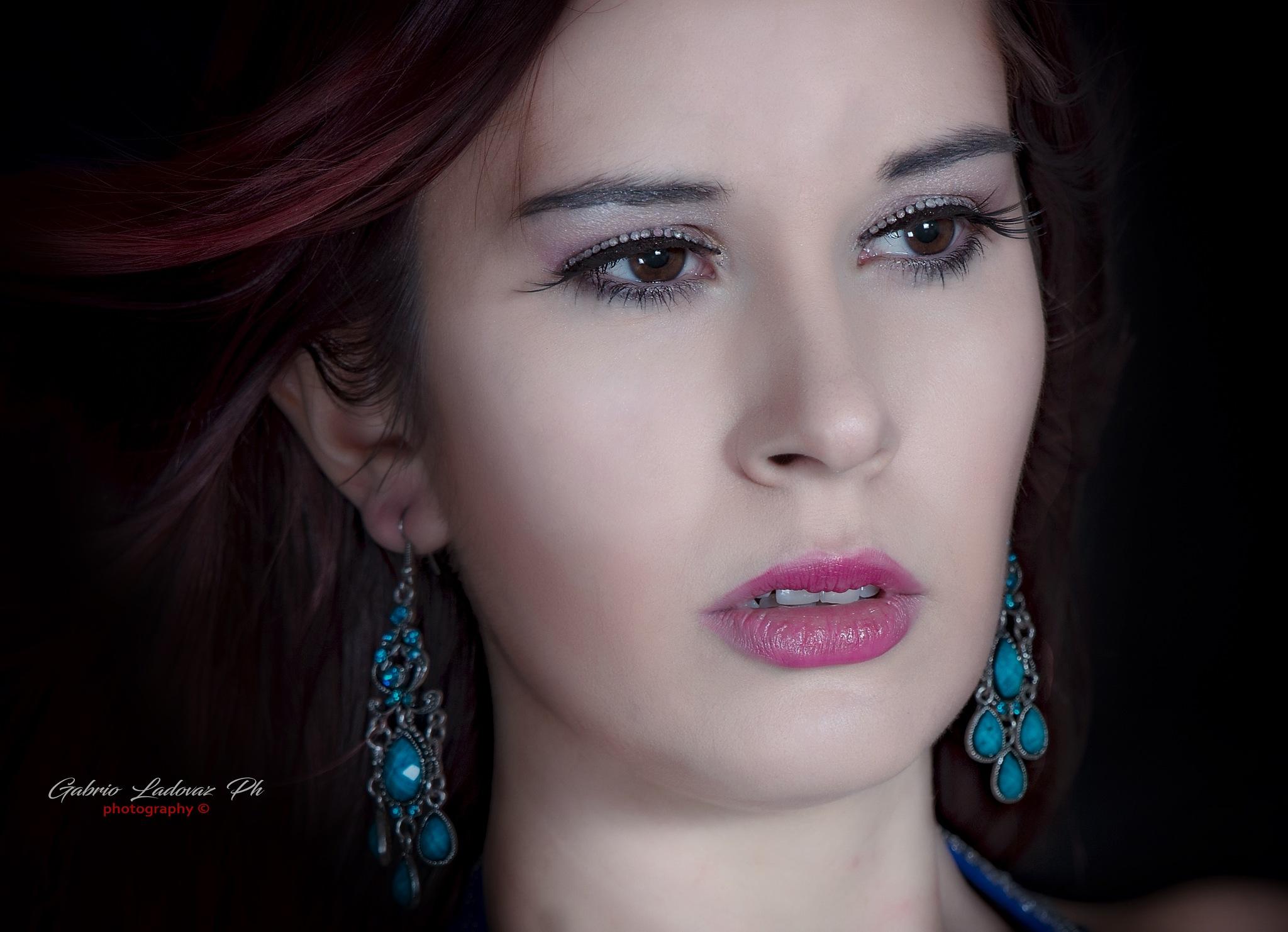Lisa portrait by Gabrio