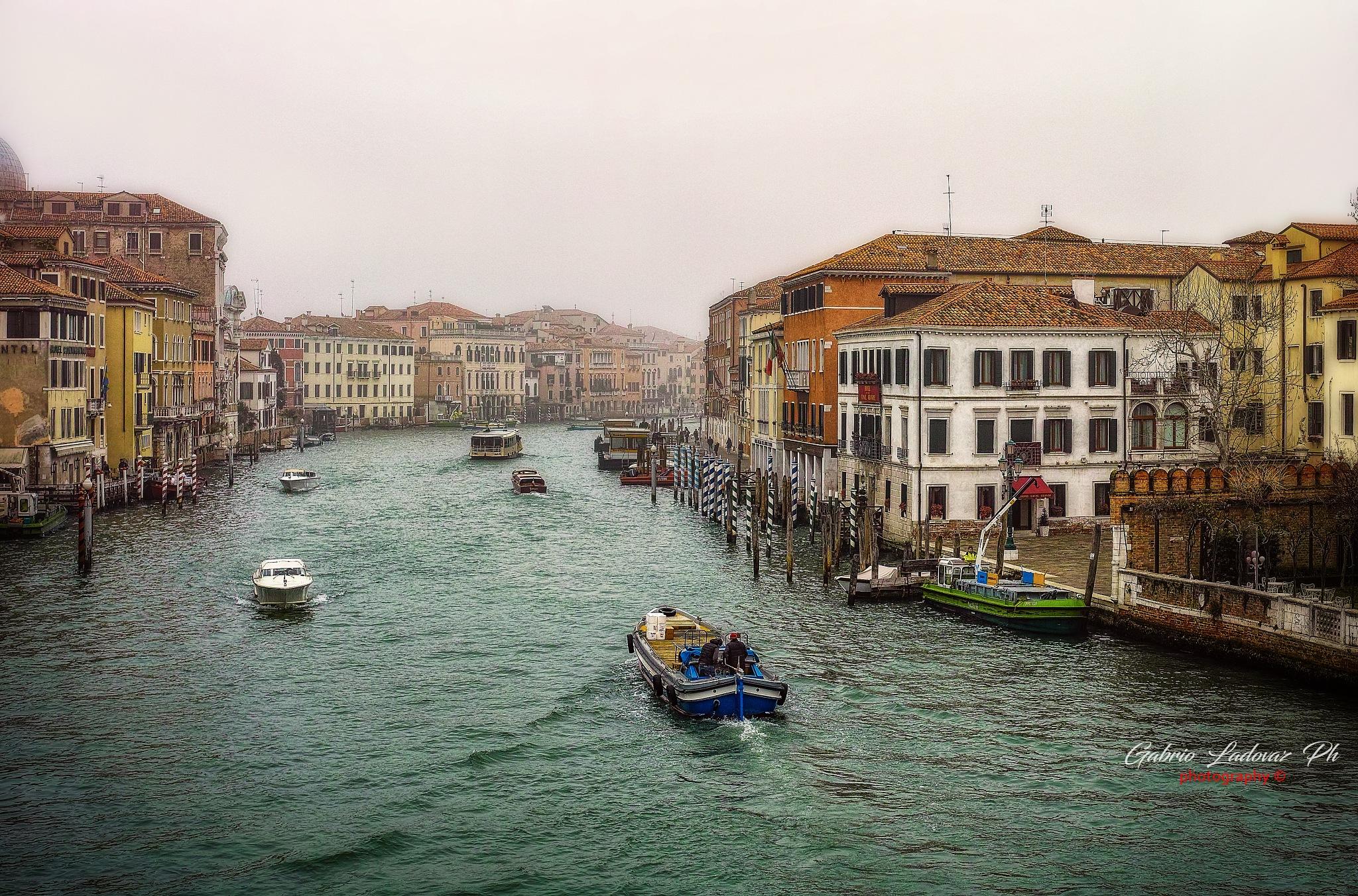 Venice by Gabrio