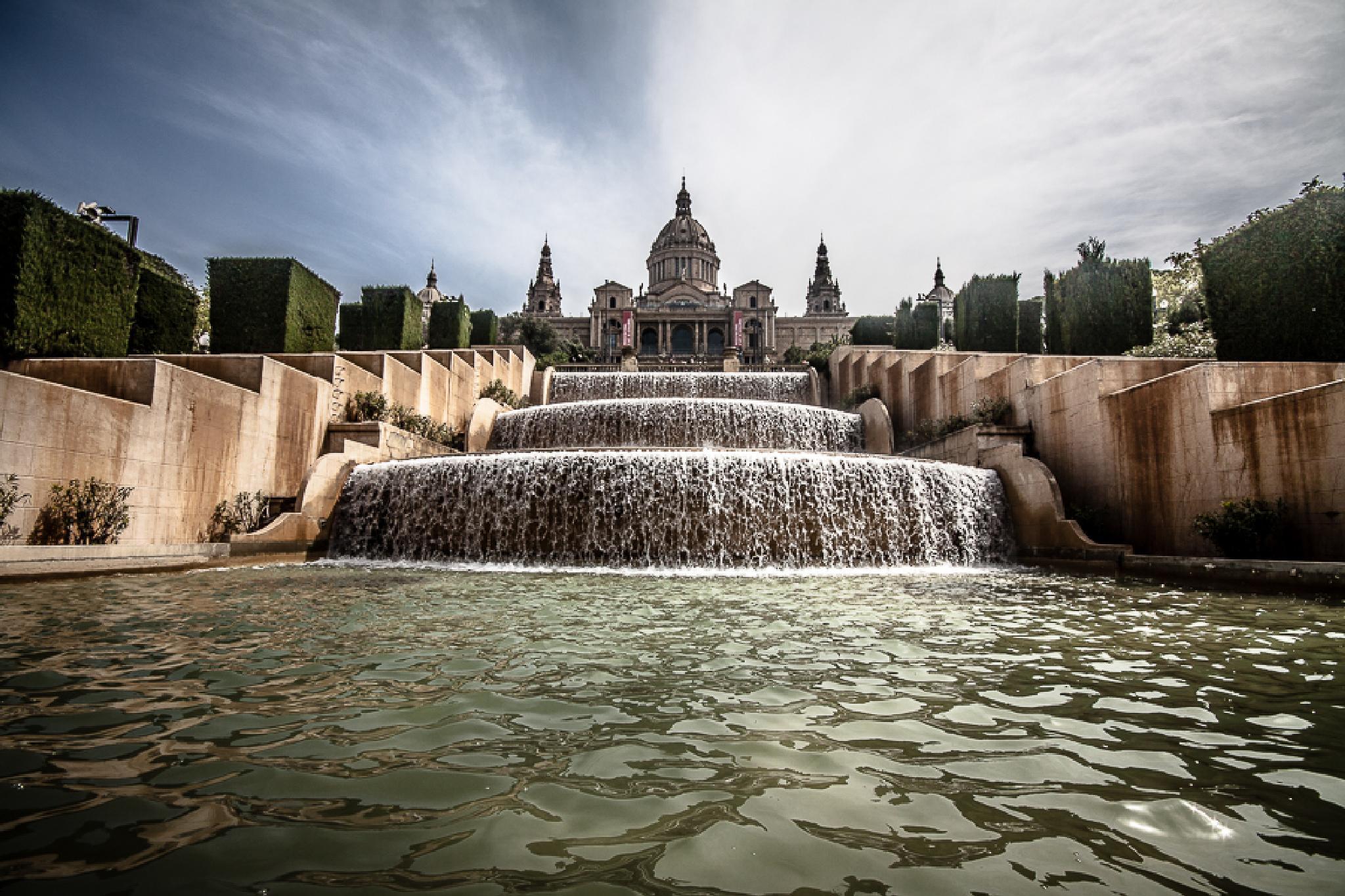 #033 - Museu Nacional d'Art de Catalunya by Oliver Pinkoss