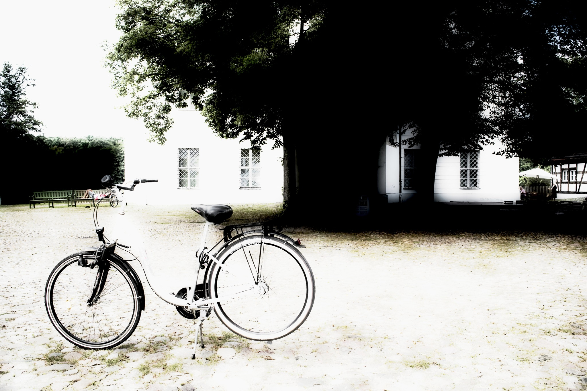 ...  bike  ...   by Johannes Hauser