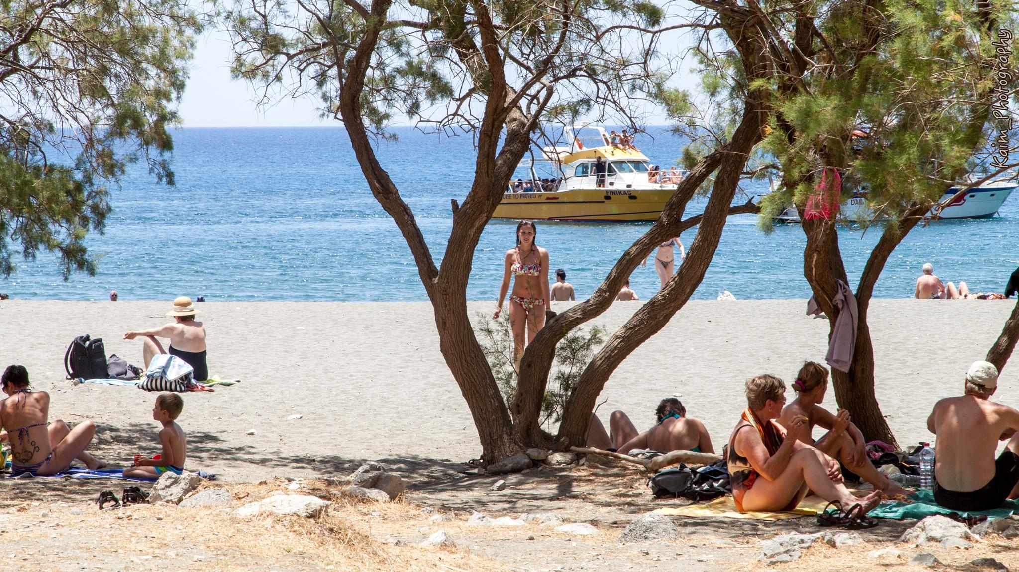 Greece,Plakias by kaim