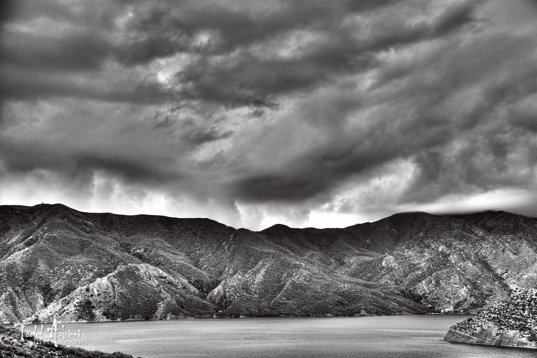 Mountain Lake by Todd Arbini