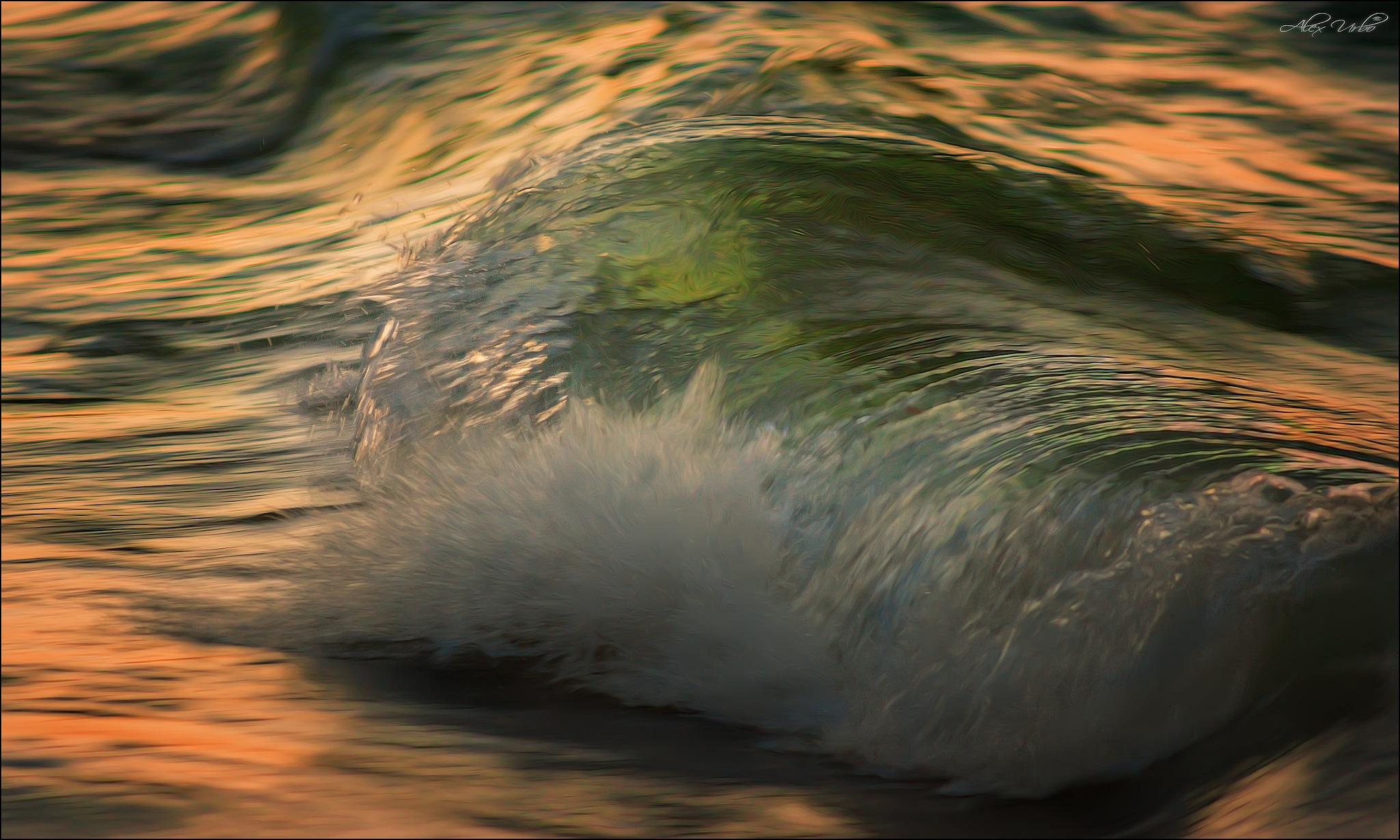 Немного про волны... by Alex Urbo