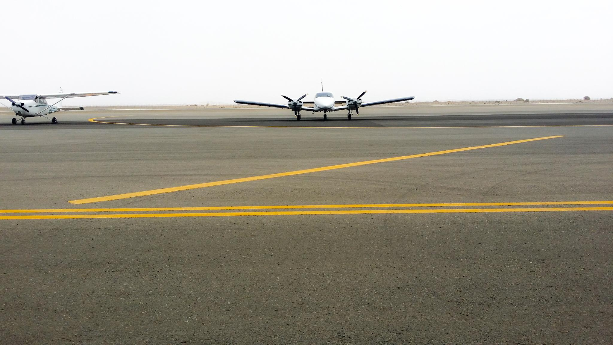 My Flight with Cessna by adnandemaz