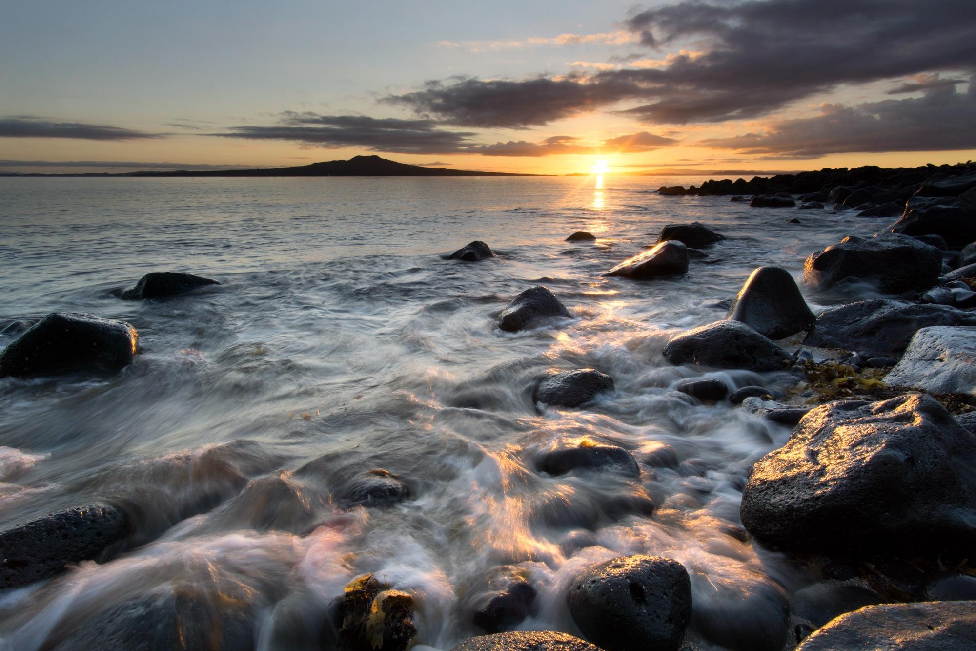 Last Sunrise  by Graham Averell