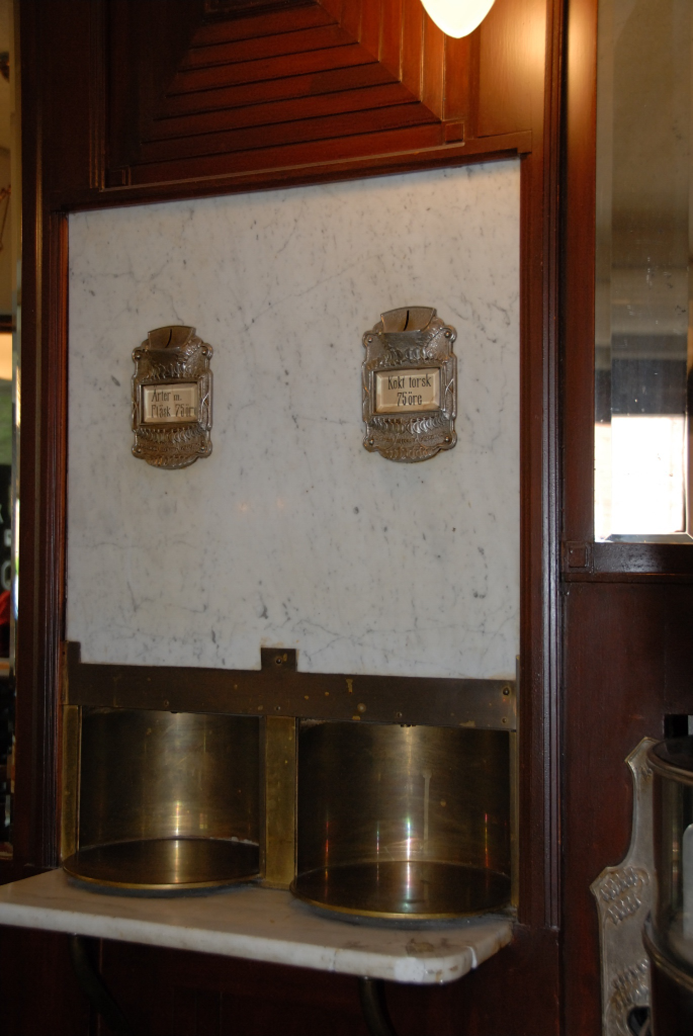 Malmo Museum - Antique Automated Drink Dispenser by escargo2k