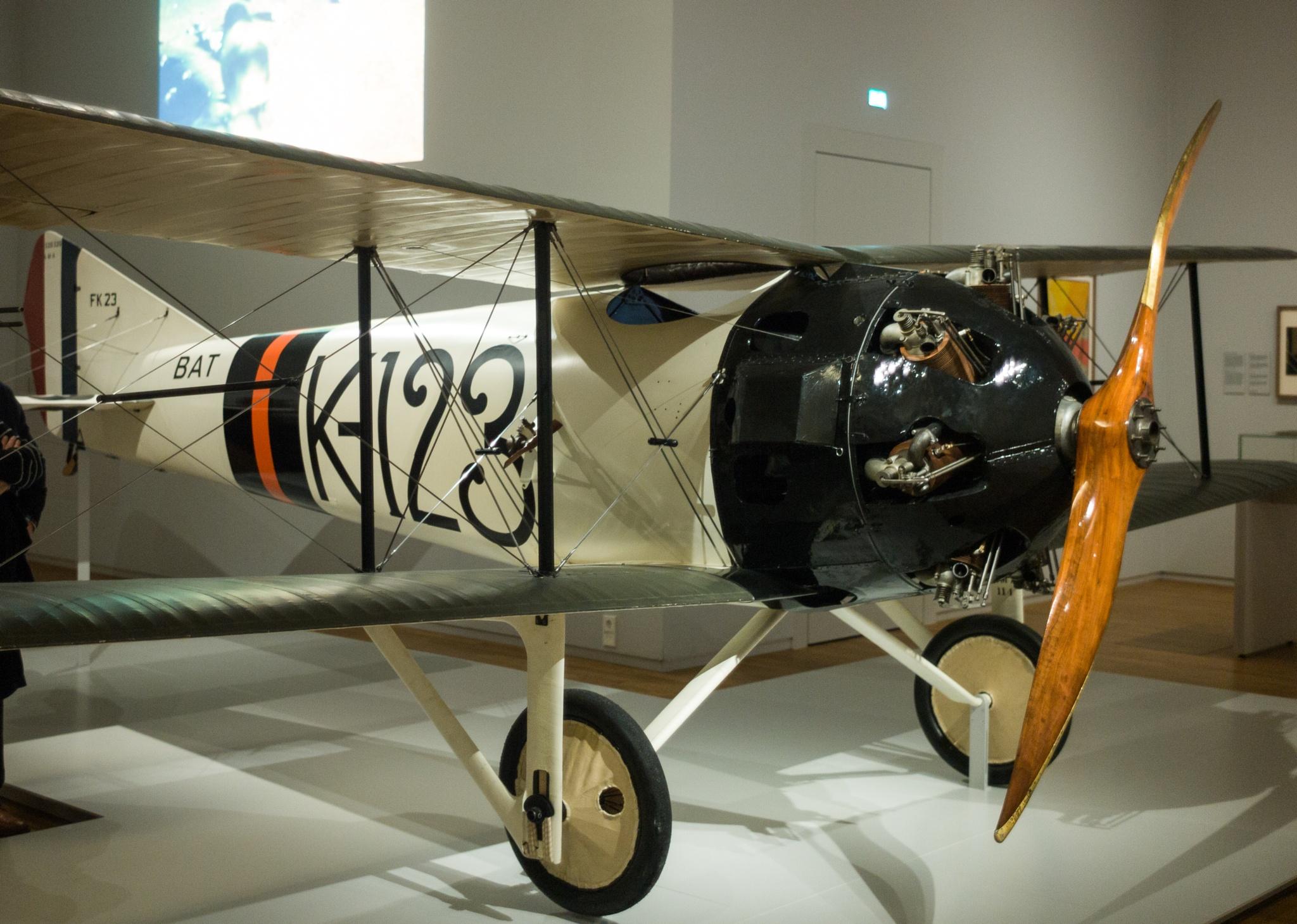 FK 23 Bantam - Rijsmuseum - Amsterdam by escargo2k