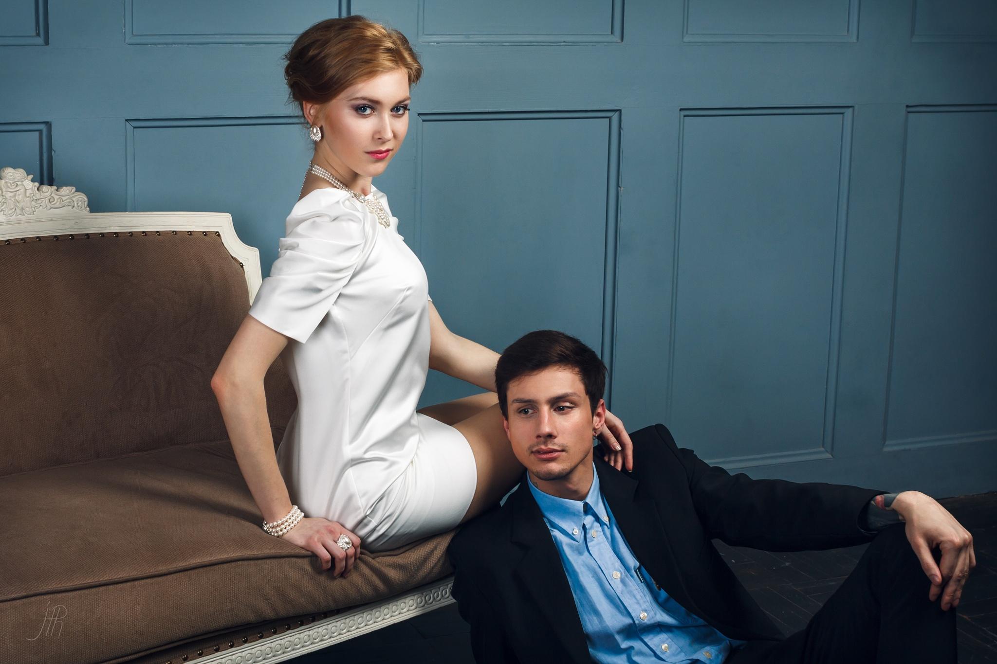 Lina and Alexander by Sanya