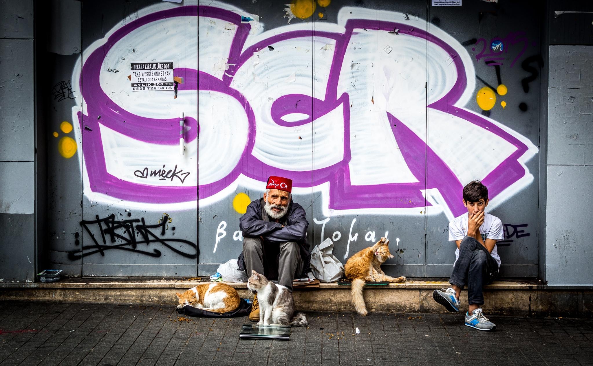 Istanbul by Maria Wyrzykowska