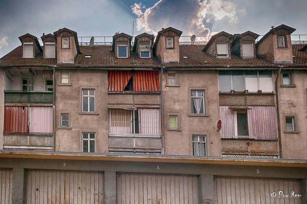 Dilapidated Housing by FlowRem
