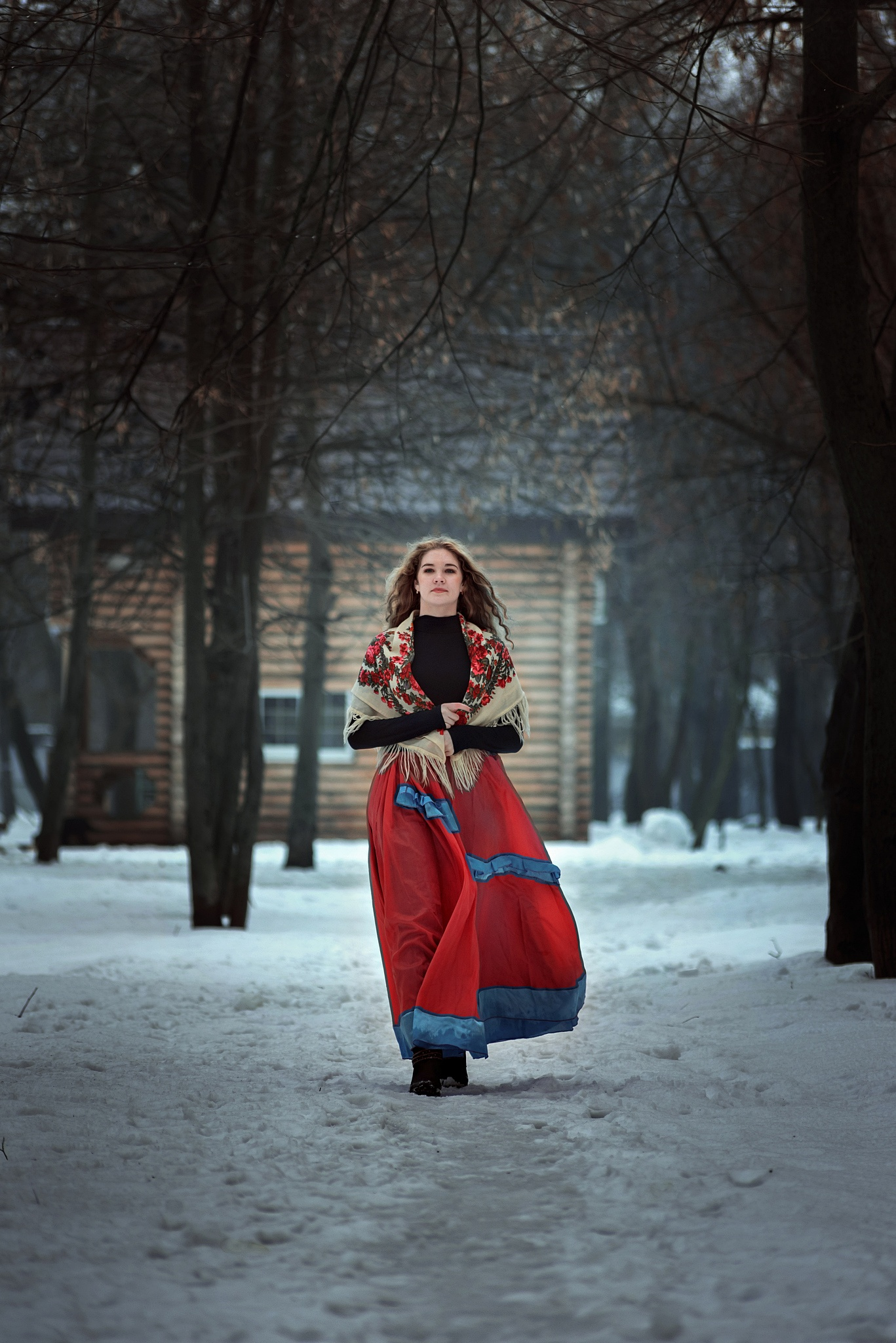 Kristina by Pavel Cherepko