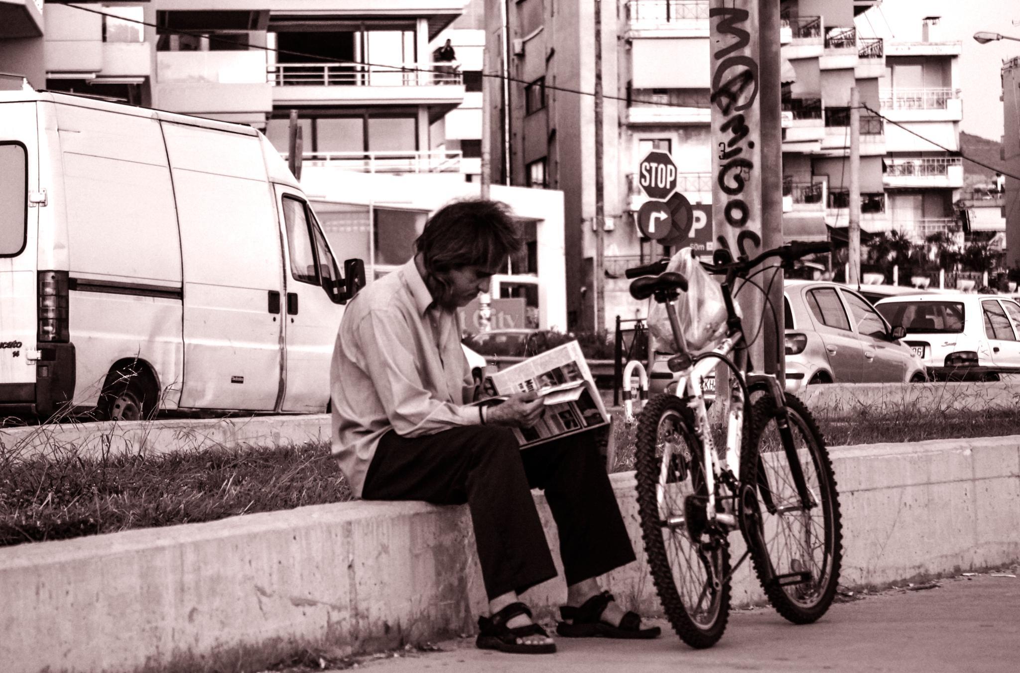 Reading by Ahi Von B