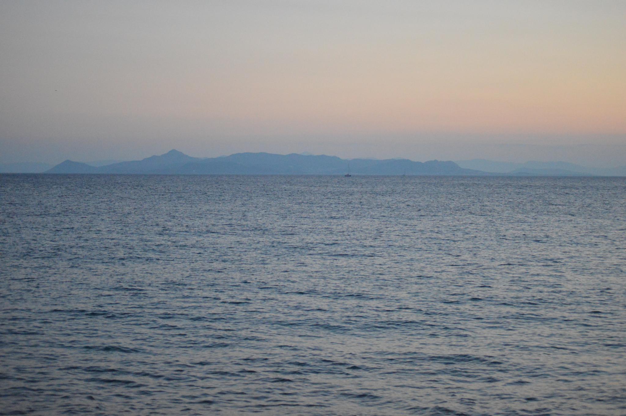 Sea Sky by Ahi Von B