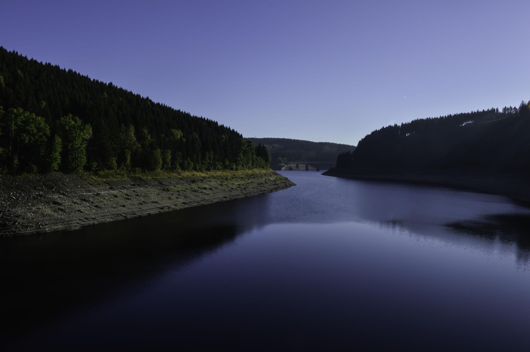 Oker Dam by Ahi Von B