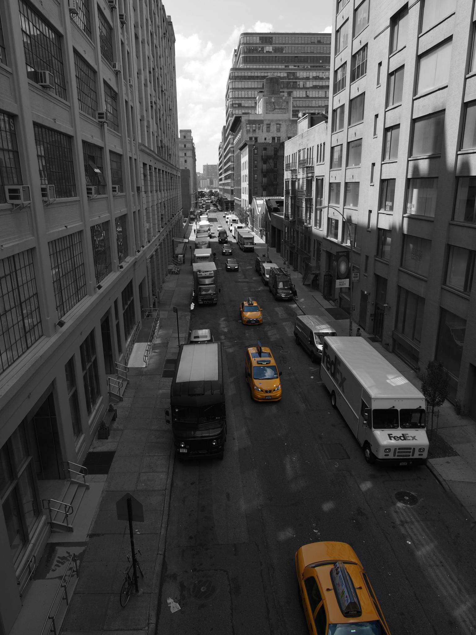 NYC by zohhyunmin