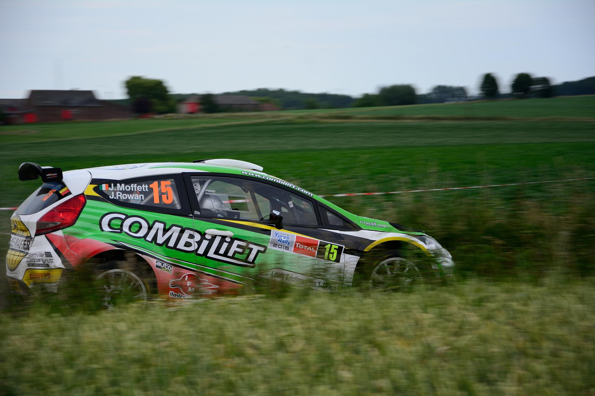 Ypres Rally 2015 by Wim Byl