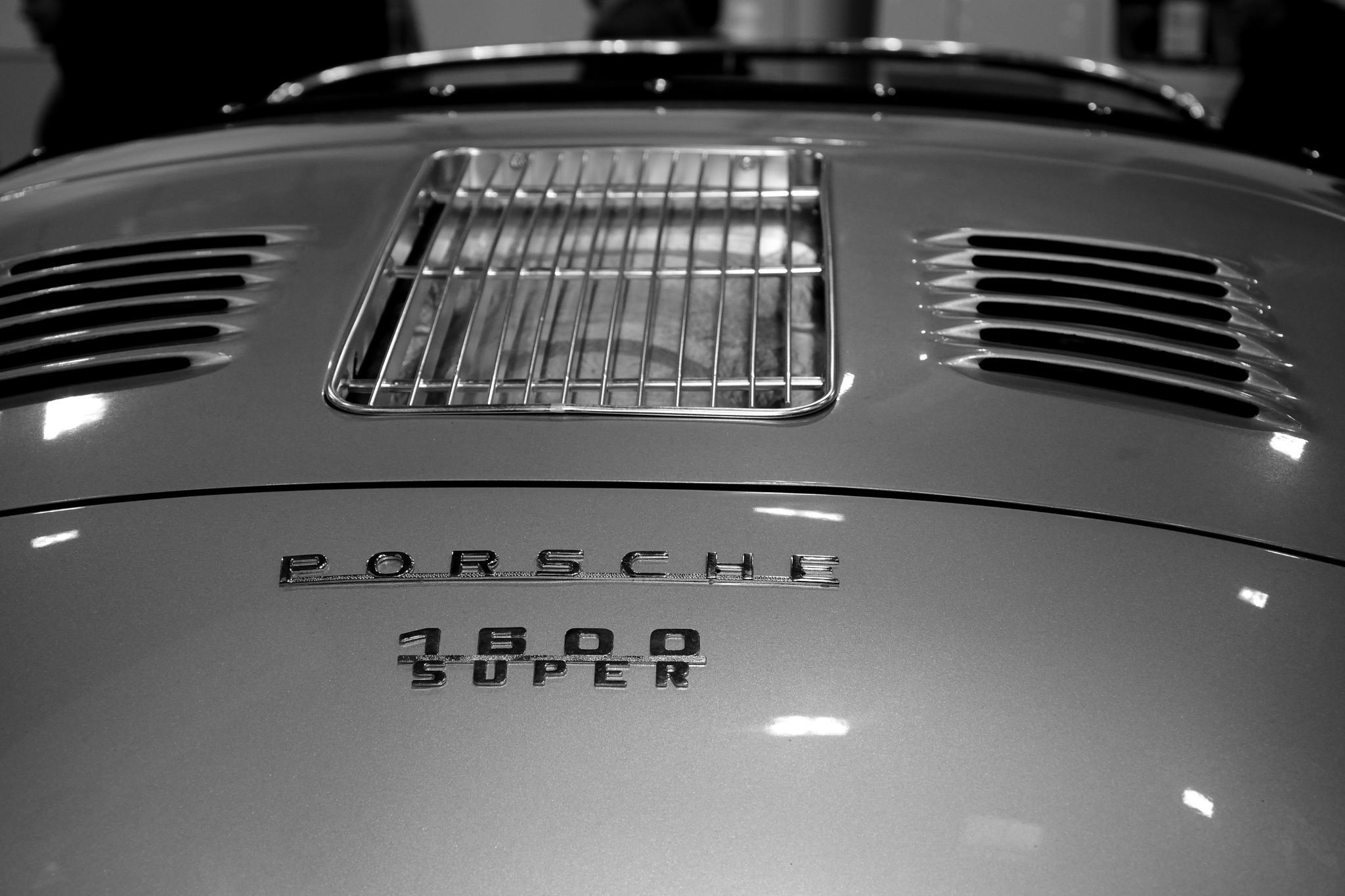 Porsche at Essen Motor Show 2014 by Wim Byl