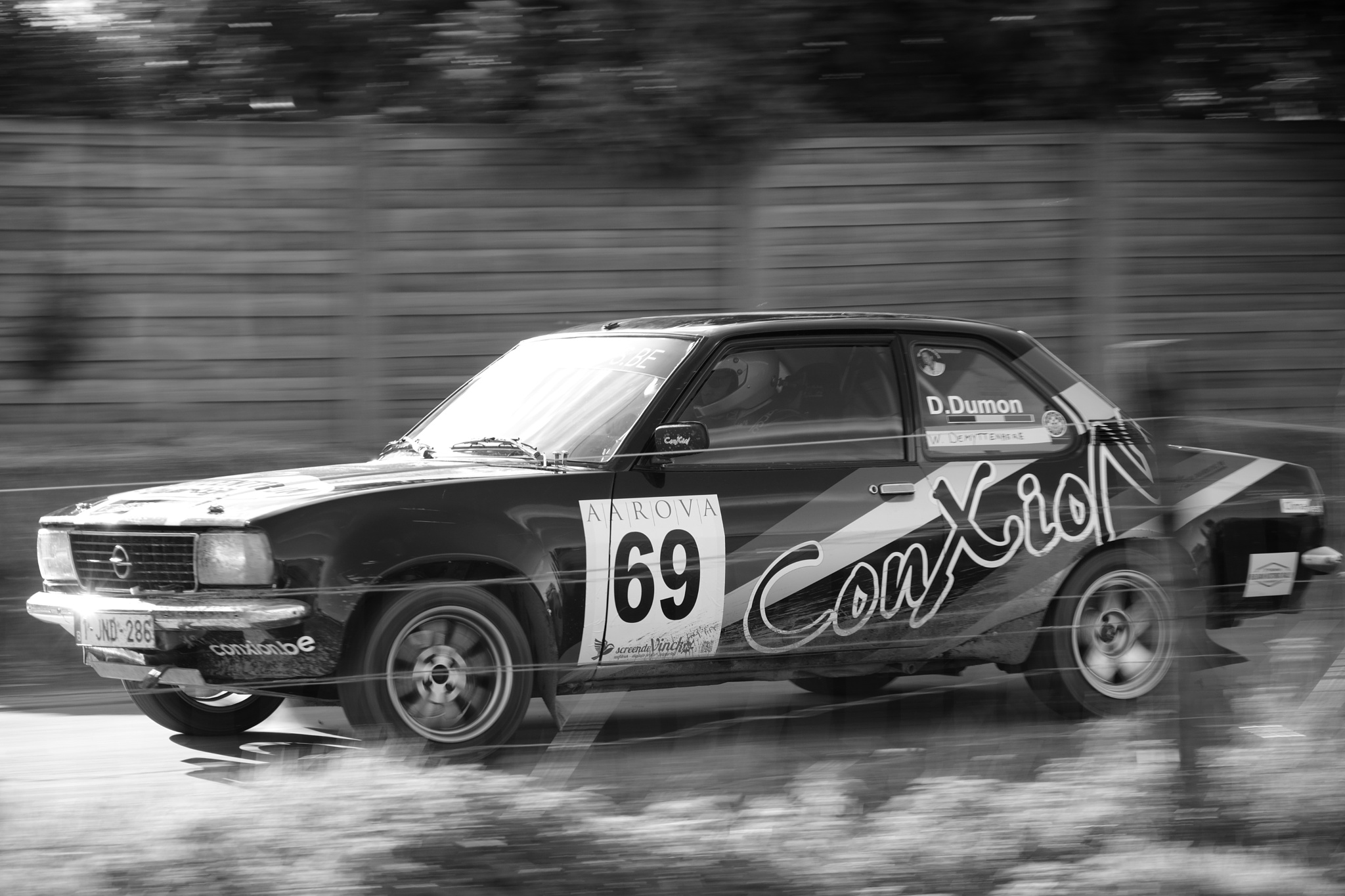 Rally Oudenaarde by Wim Byl