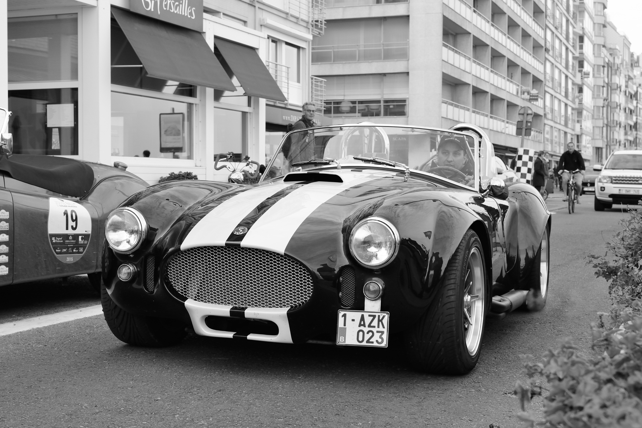 The Zoute GT Tour 2015 at Knokke-heist by Wim Byl