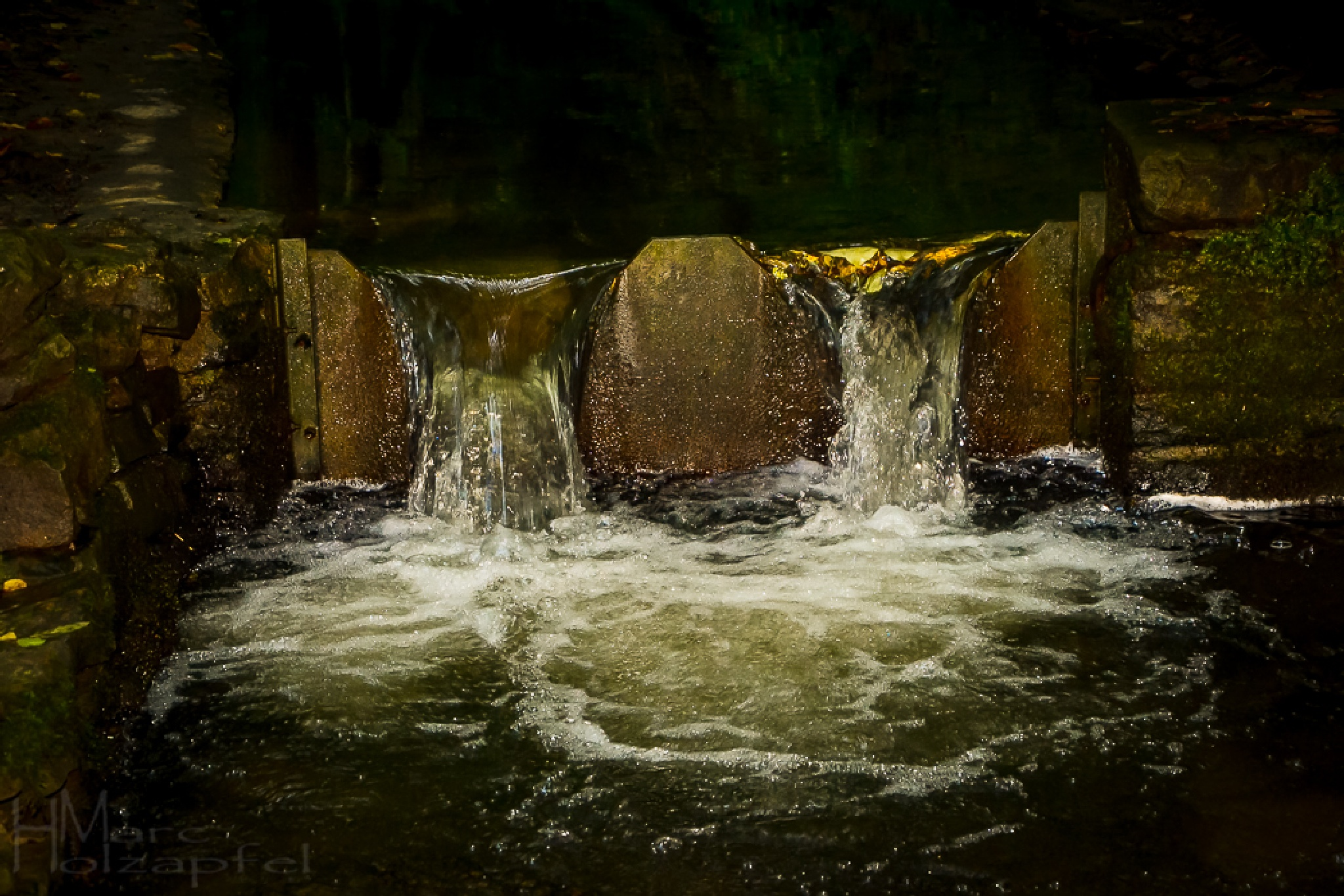 Bachlauf / Watercourse by Marc Holzapfel