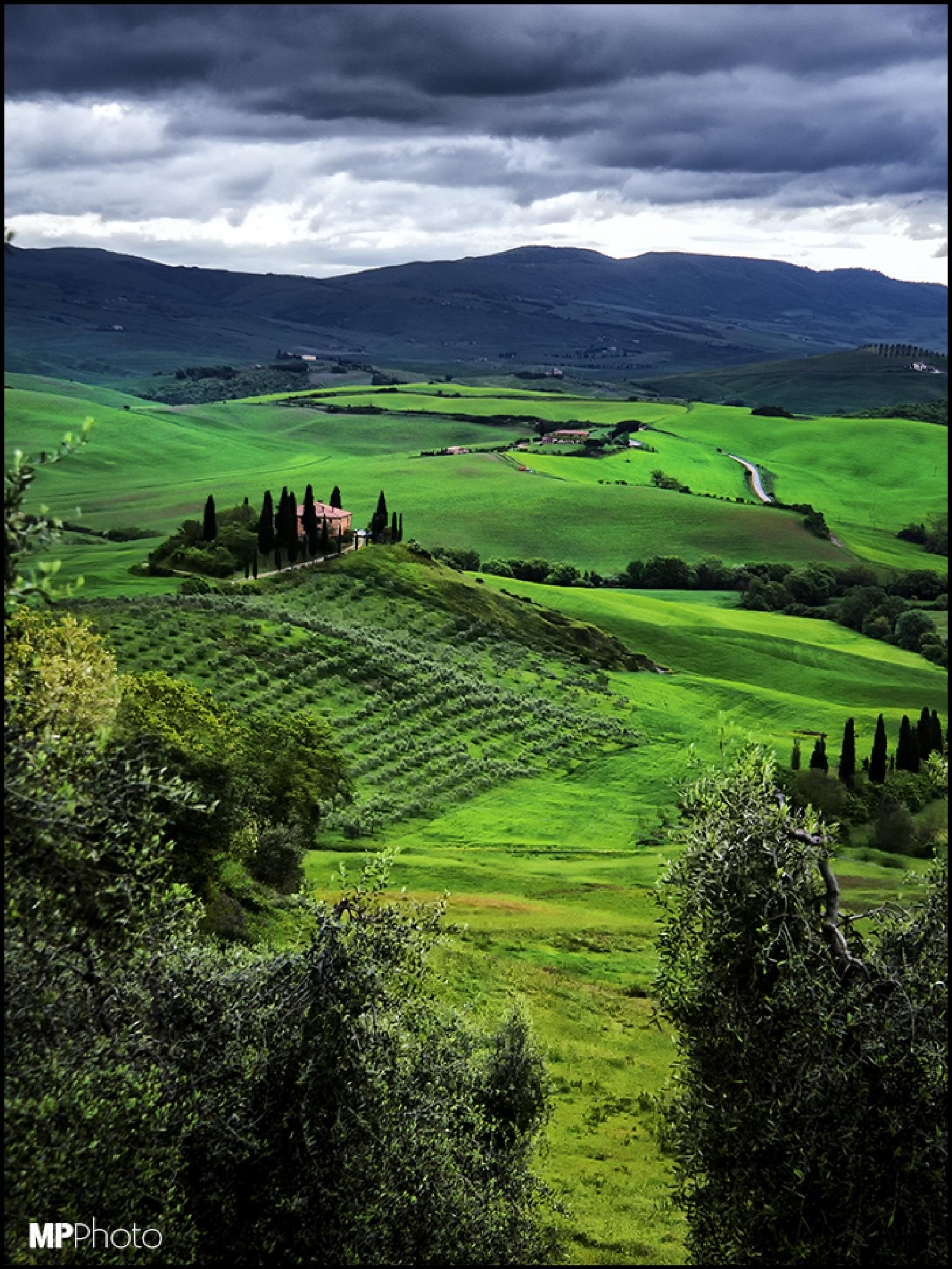 Belvedere by marc3llino