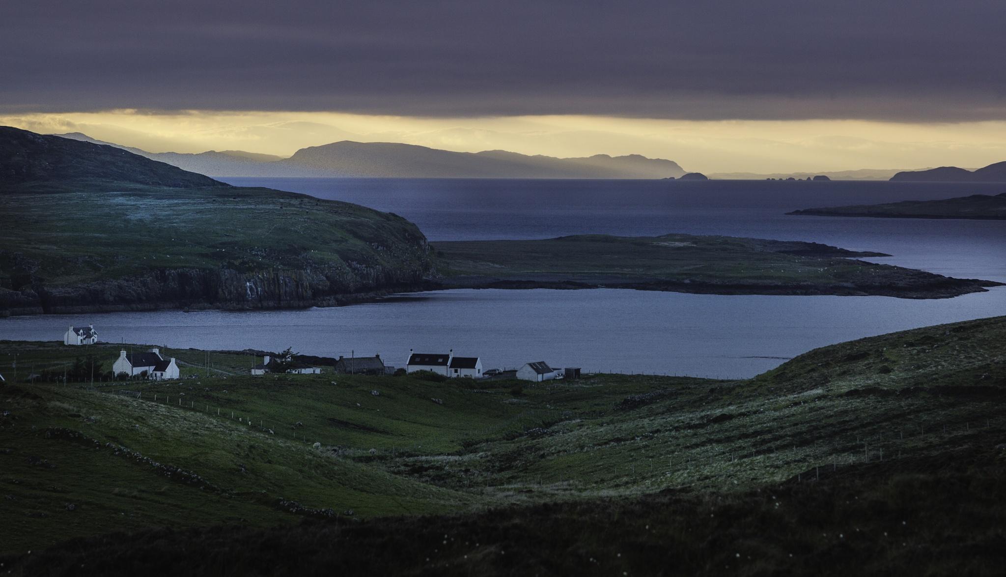 Sunset on Skye by Bpiglia1