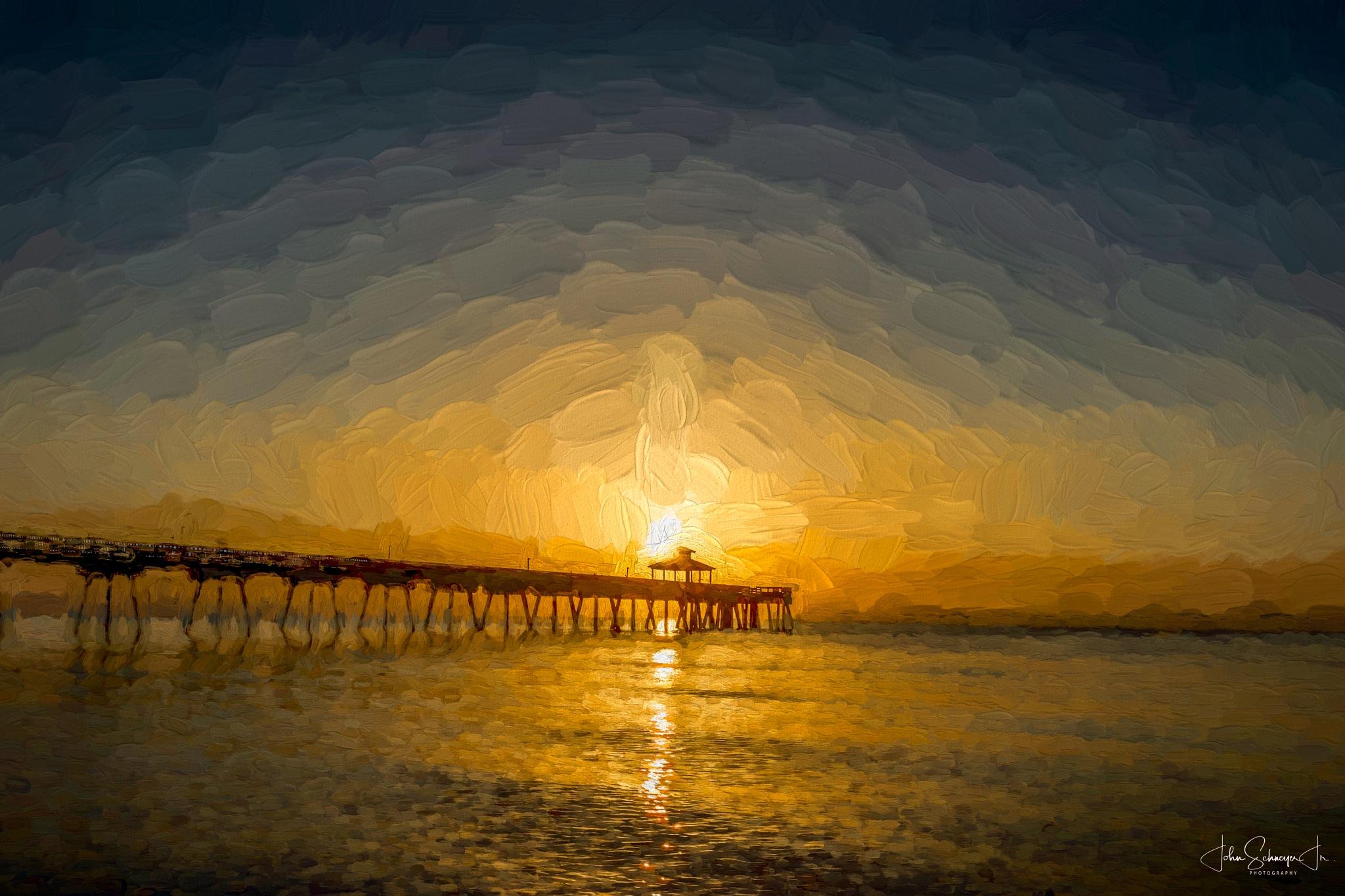 Sun's Up! by John Schneyer