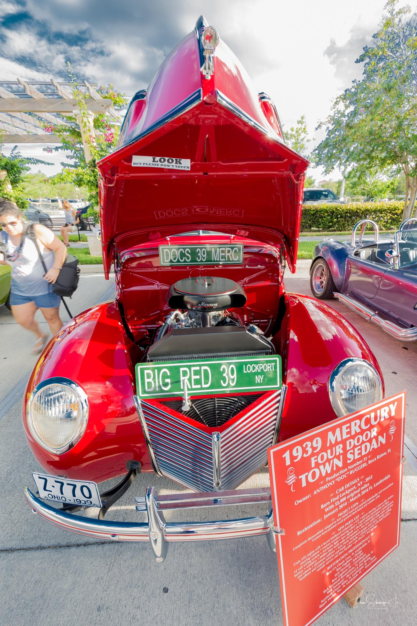 Big Red 39 by John Schneyer