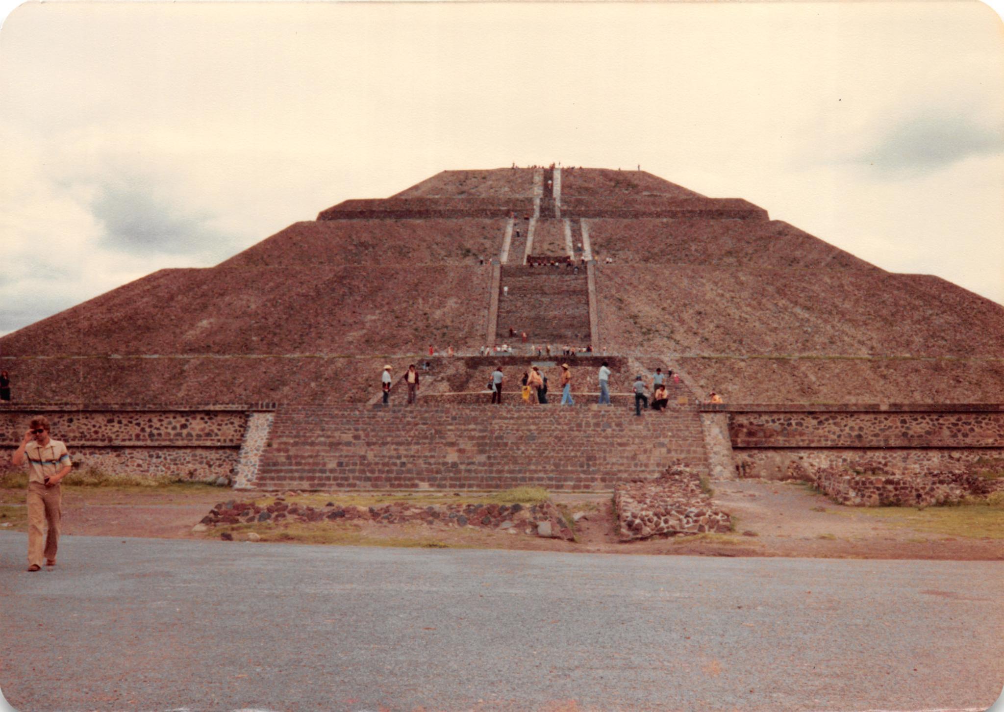 Pyramid by John Schneyer