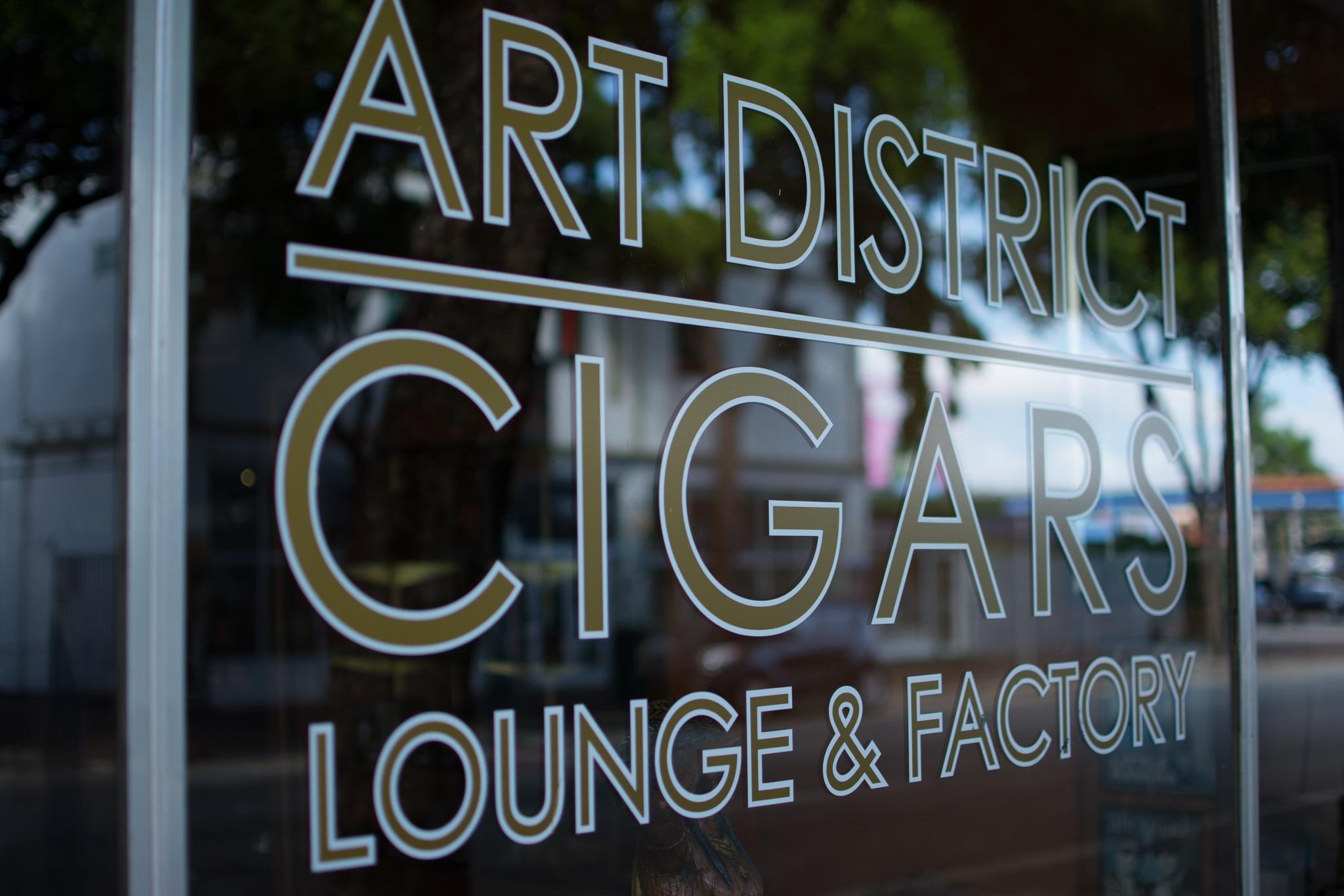 Cigar Store by John Schneyer