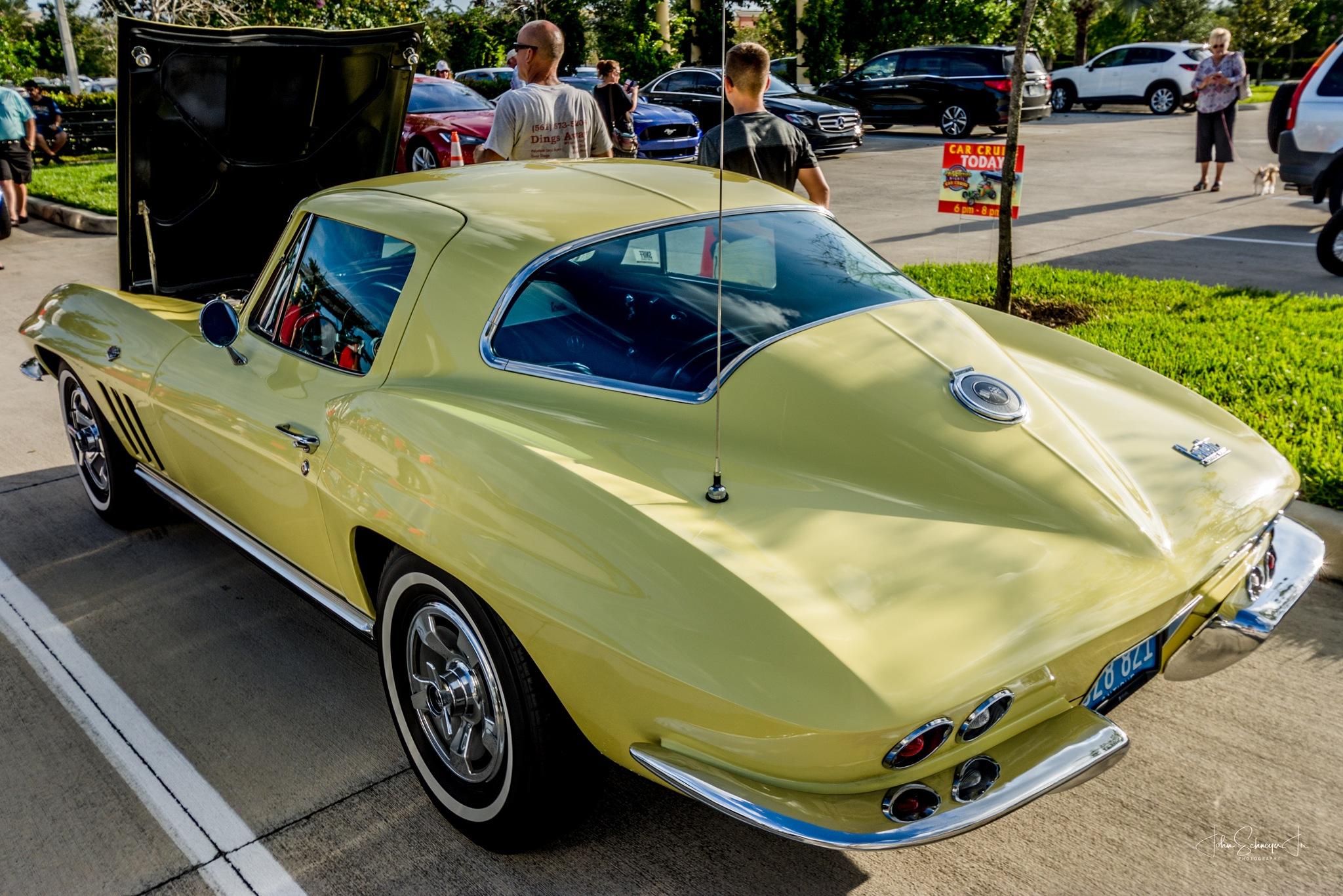Corvette #1 by John Schneyer