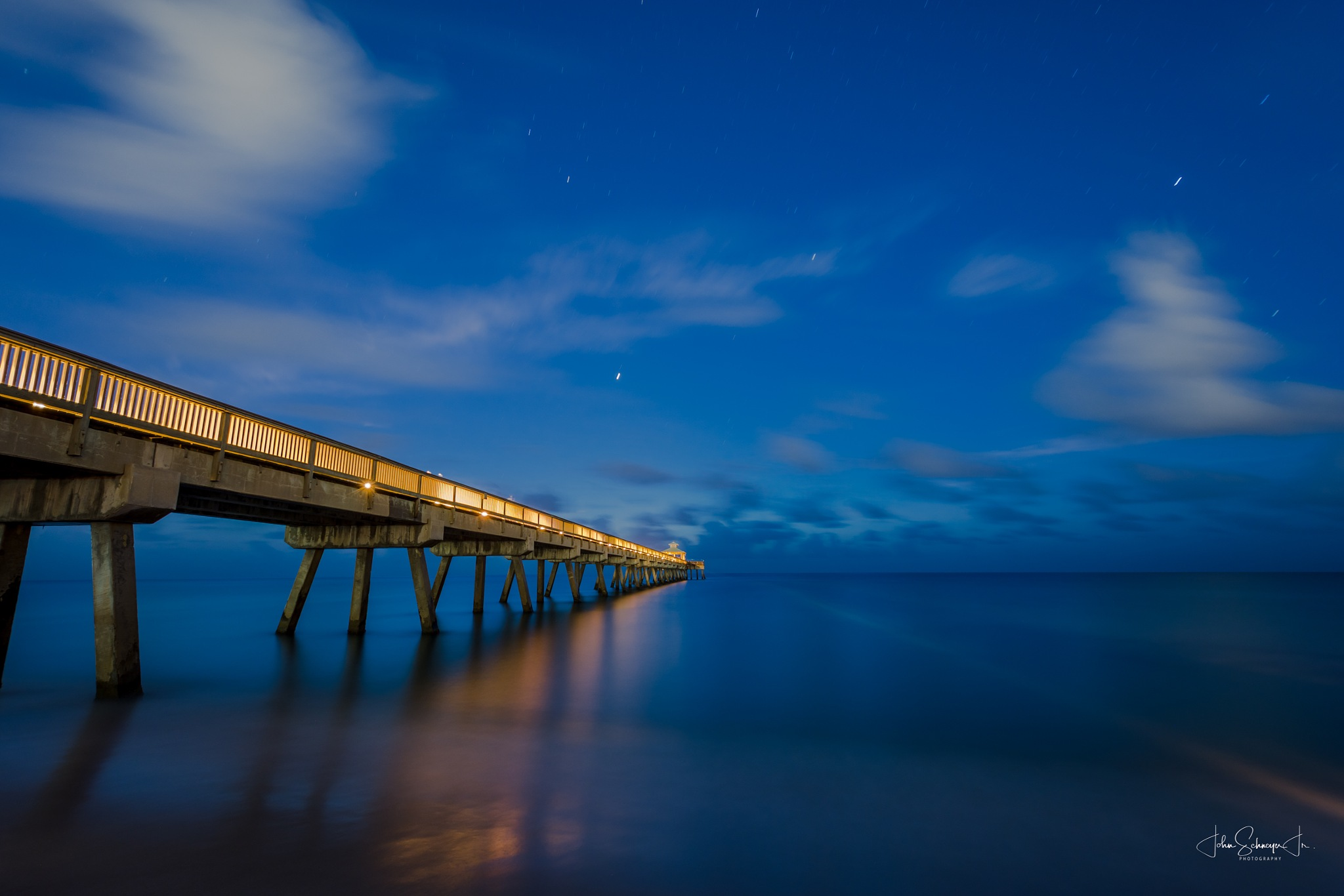 Into the Blue by John Schneyer
