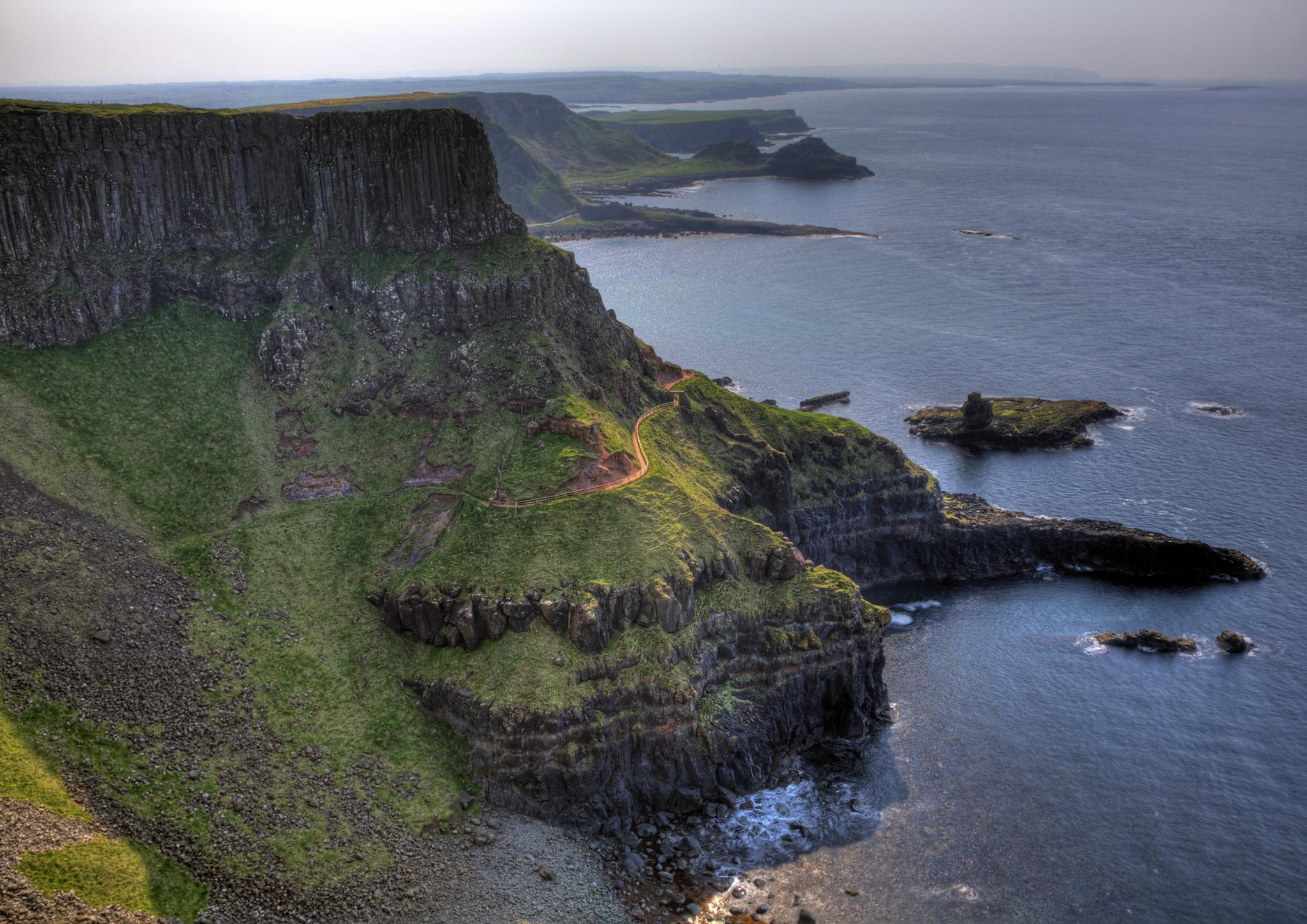 Causeway Cliff walk. by Peter Ellison