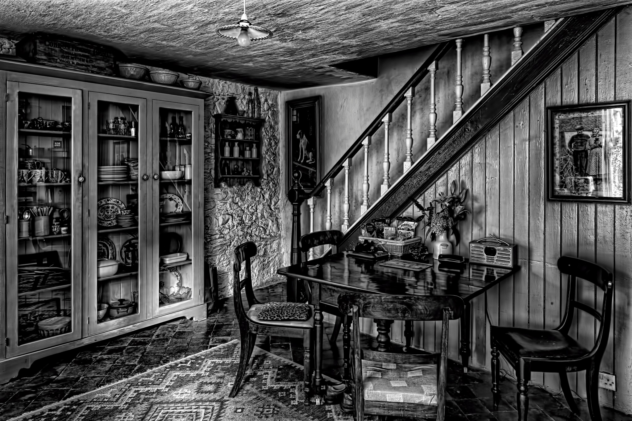 A silent room by Peter Ellison