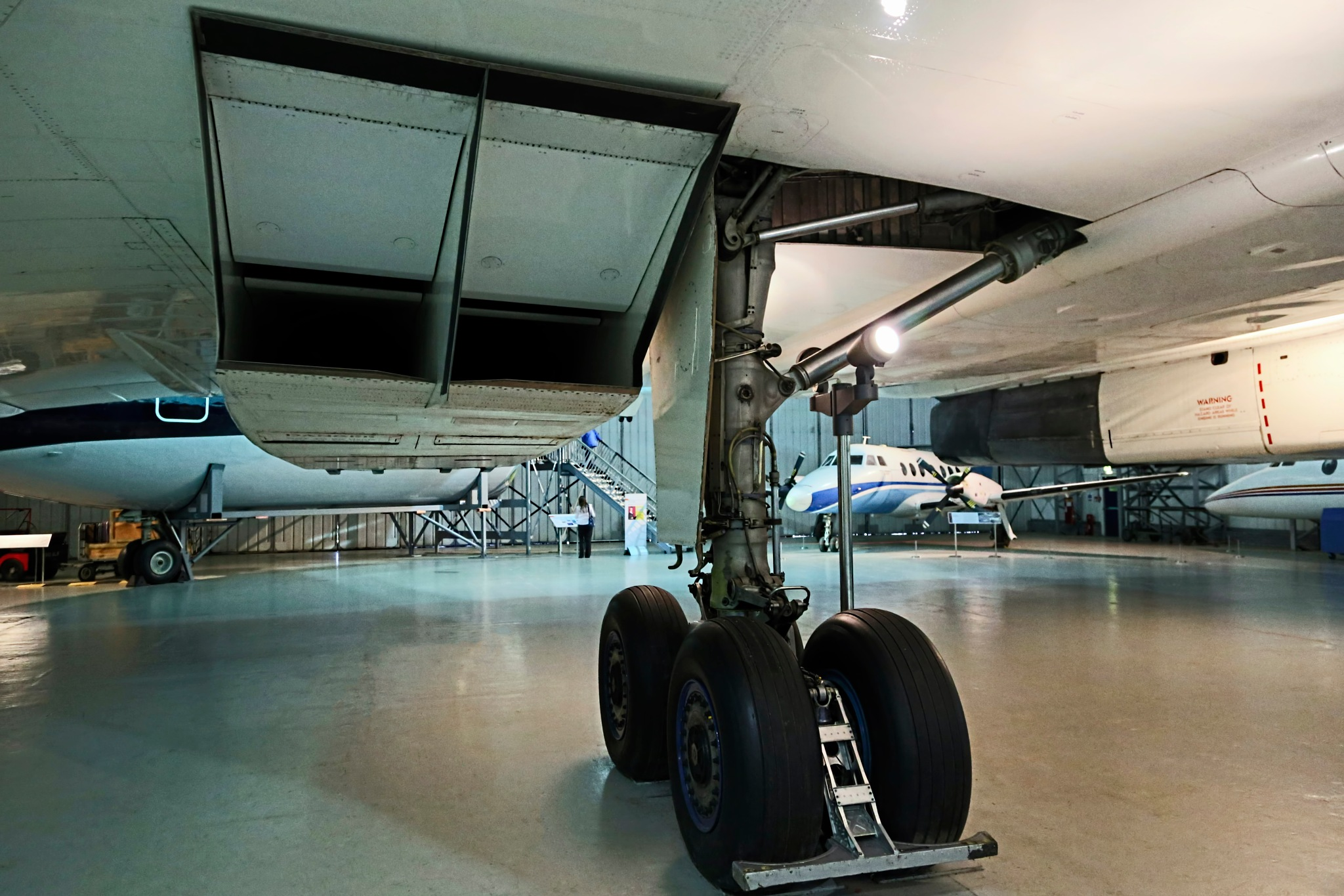 Concorde 5th by Peter Ellison